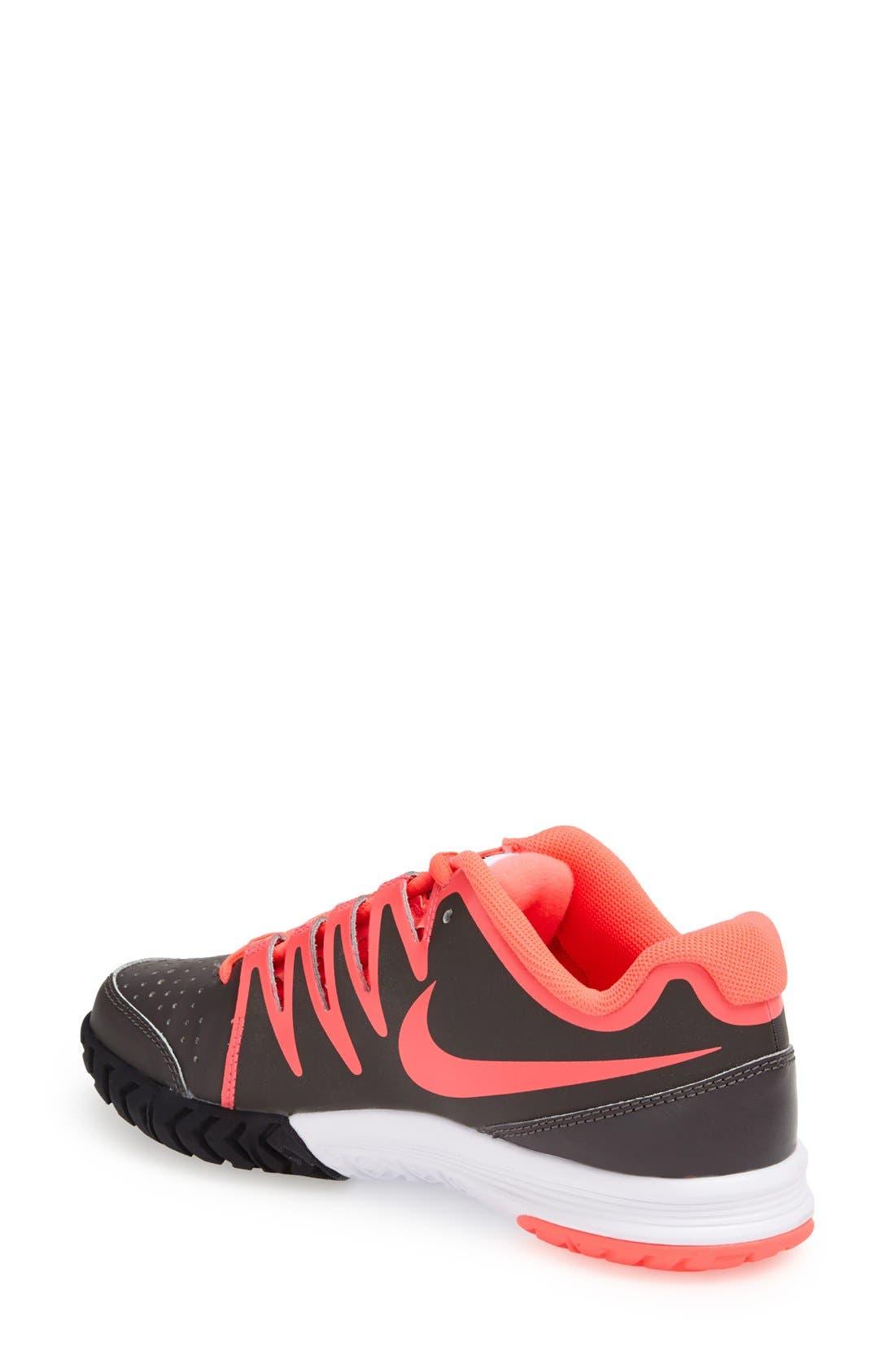 Alternate Image 2  - Nike 'Vapor Court' Tennis Shoe (Women)
