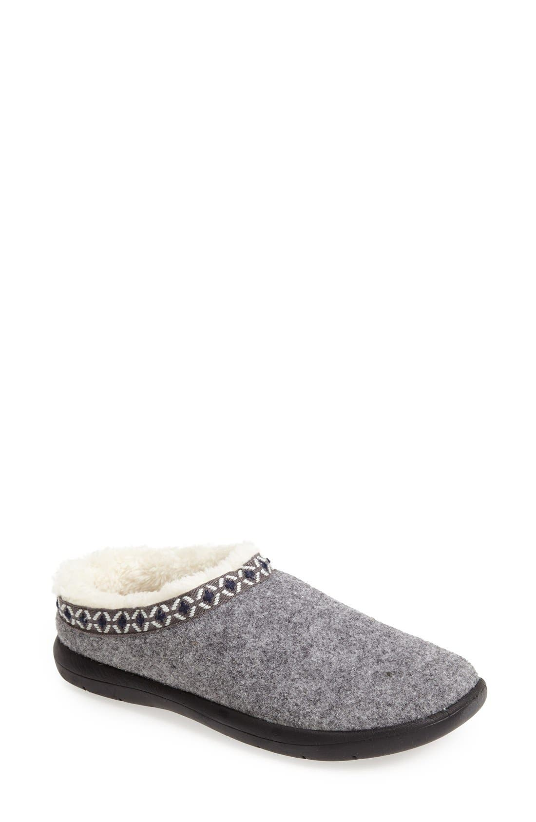 Alternate Image 1 Selected - Tempur-Pedic® 'Subartic' Slipper (Women)