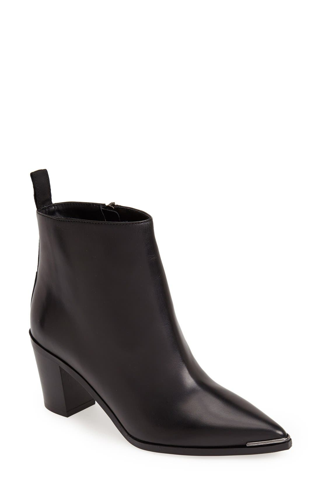 Alternate Image 1 Selected - Acne Studios 'Loma' Pointy Toe Bootie (Women)