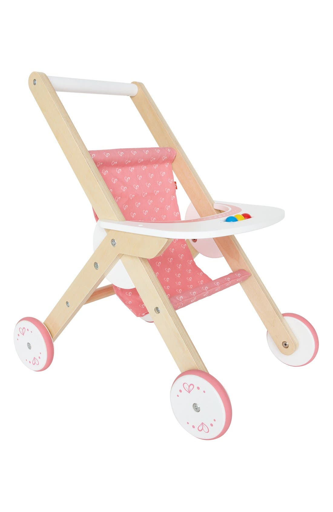 Play Stroller,                         Main,                         color, Pink