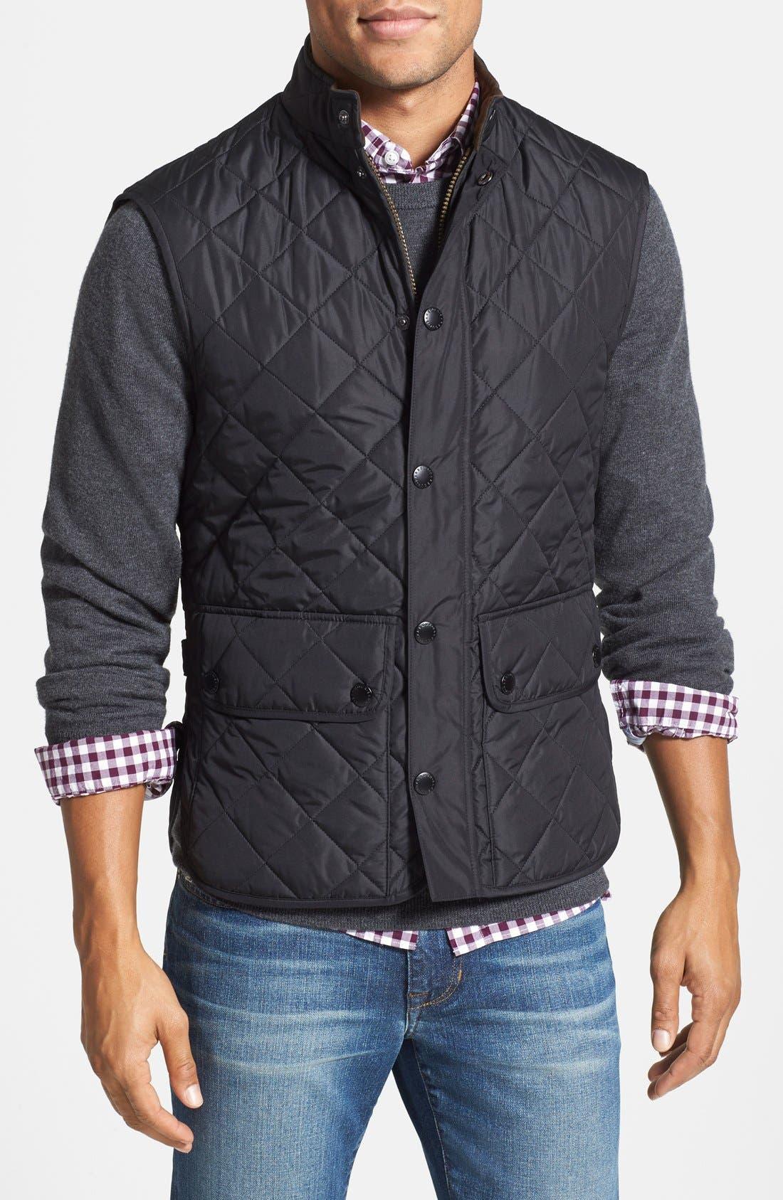 Men's Black Vest Coats & Men's Black Vest Jackets | Nordstrom