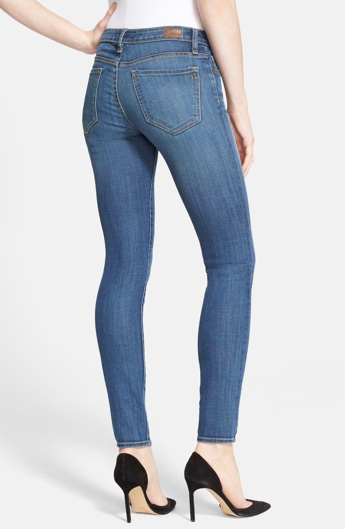 Alternate Image 2  - Joie Stretch Skinny Jeans