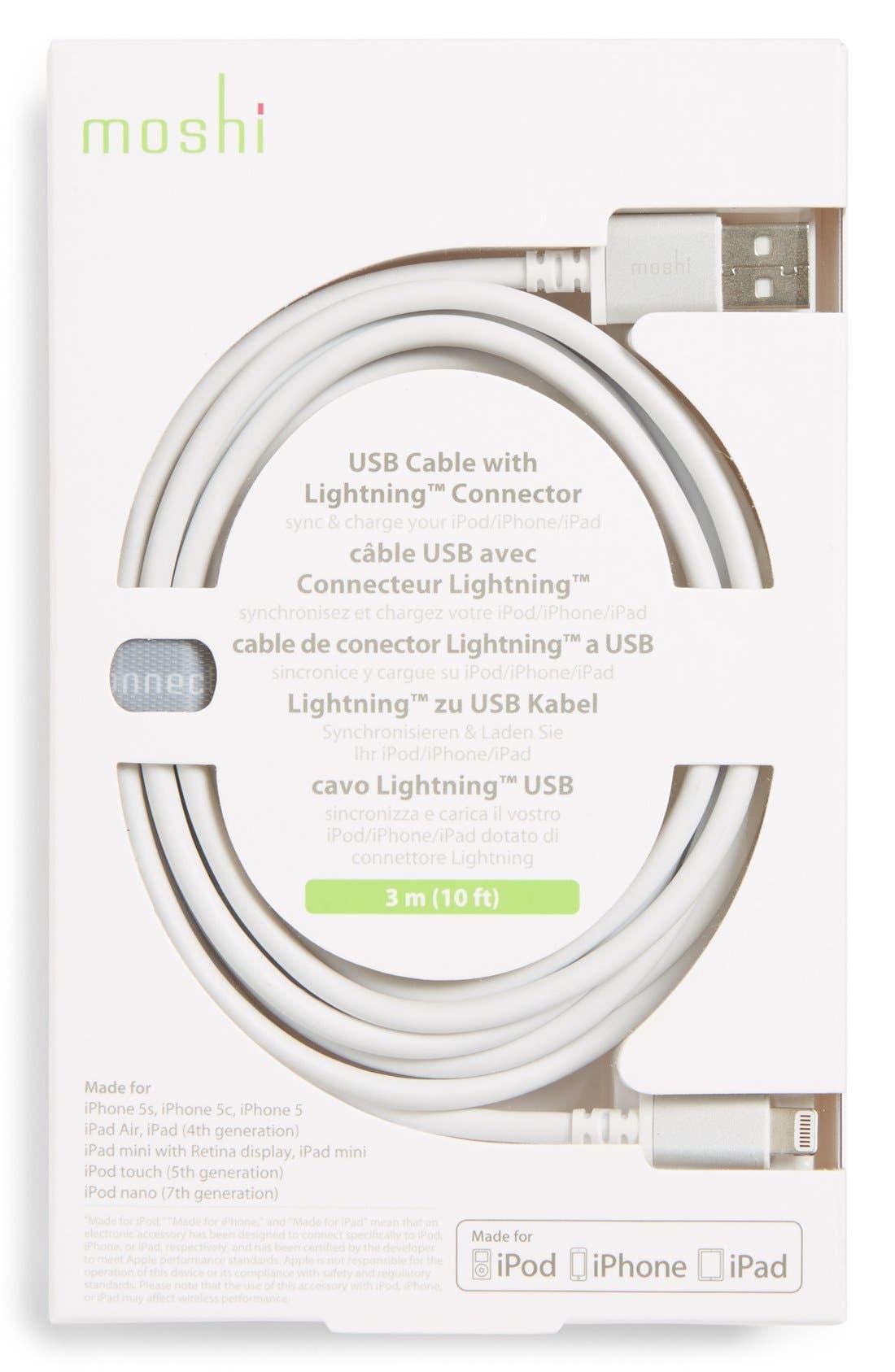 MOSHI Lightning<sup>™</sup> USB Cable