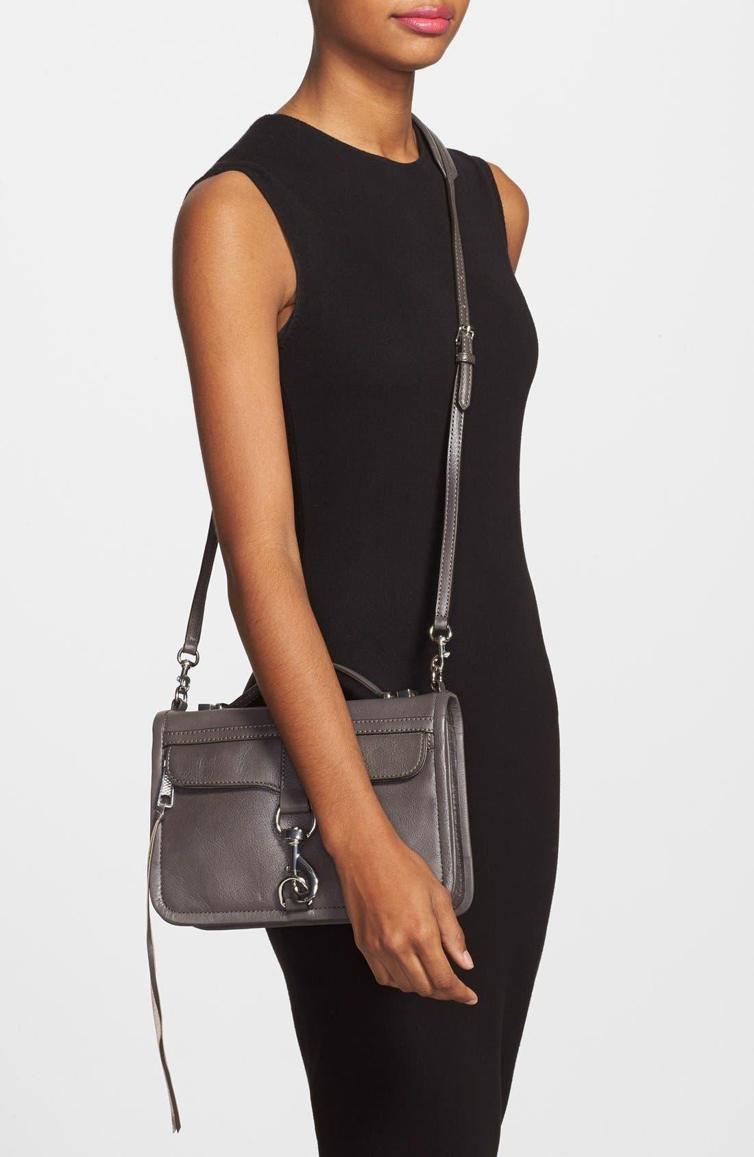 Alternate Image 2  - Rebecca Minkoff 'Bowery' Convertible Crossbody Bag
