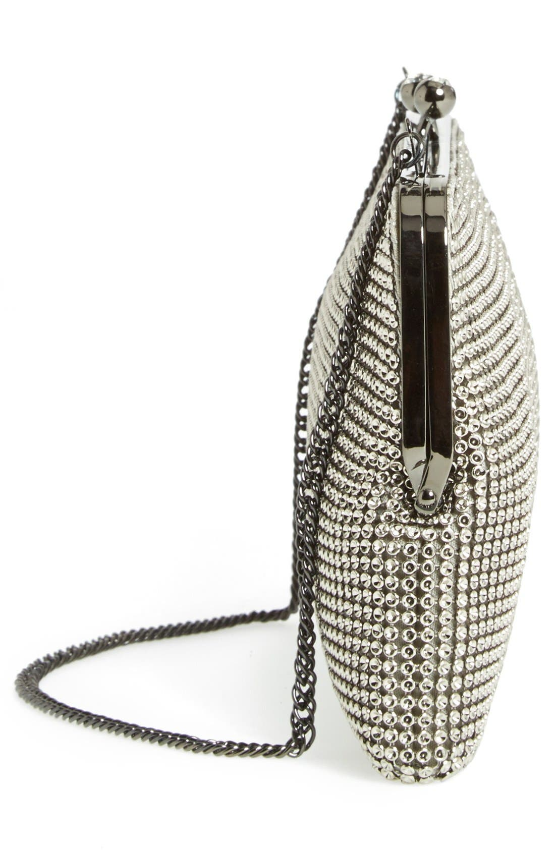 Alternate Image 4  - Whiting & Davis Mesh Clutch