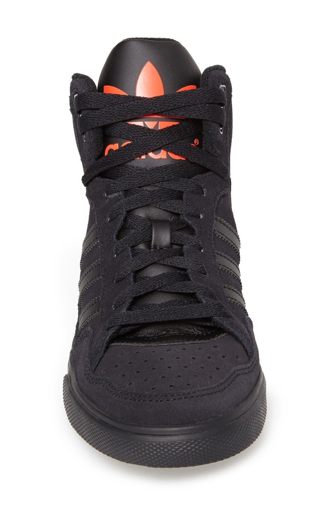 Alternate Image 3  - adidas 'Extaball' Sneaker (Women)