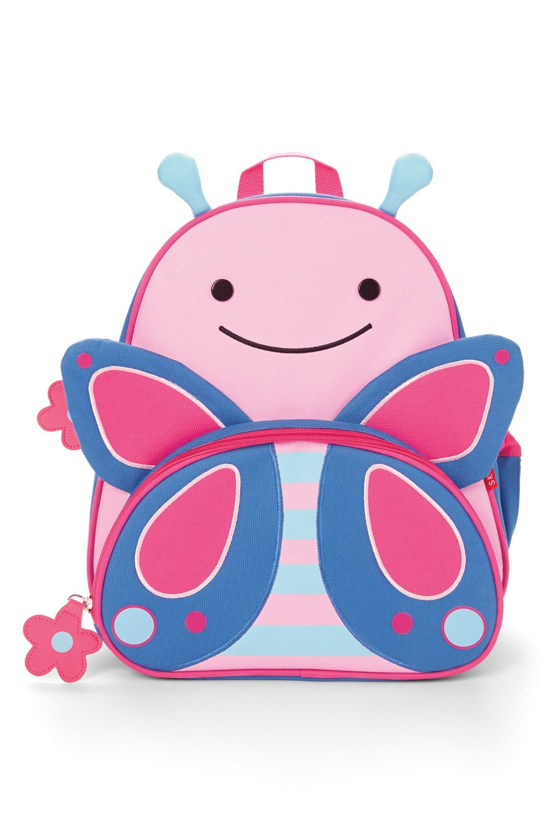 Zoo Pack Backpack,                             Main thumbnail 1, color,                             Pink Solid