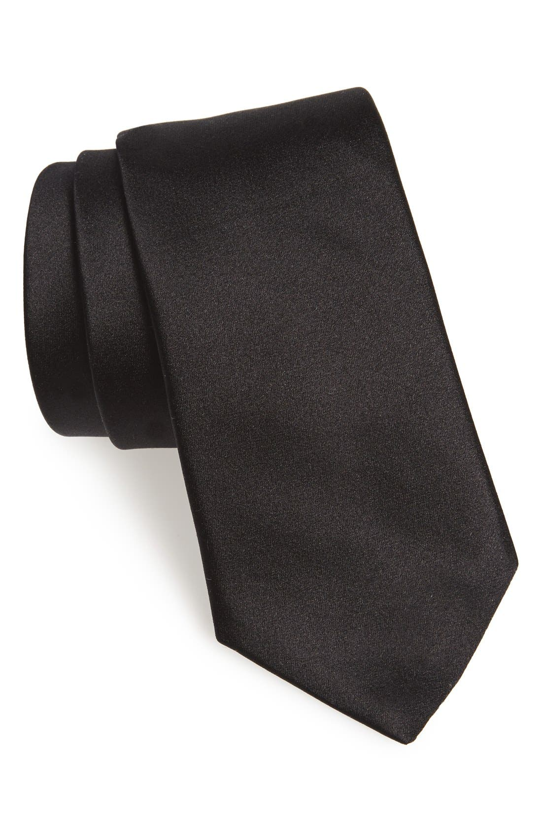 Alternate Image 1 Selected - Gitman Silk Tie