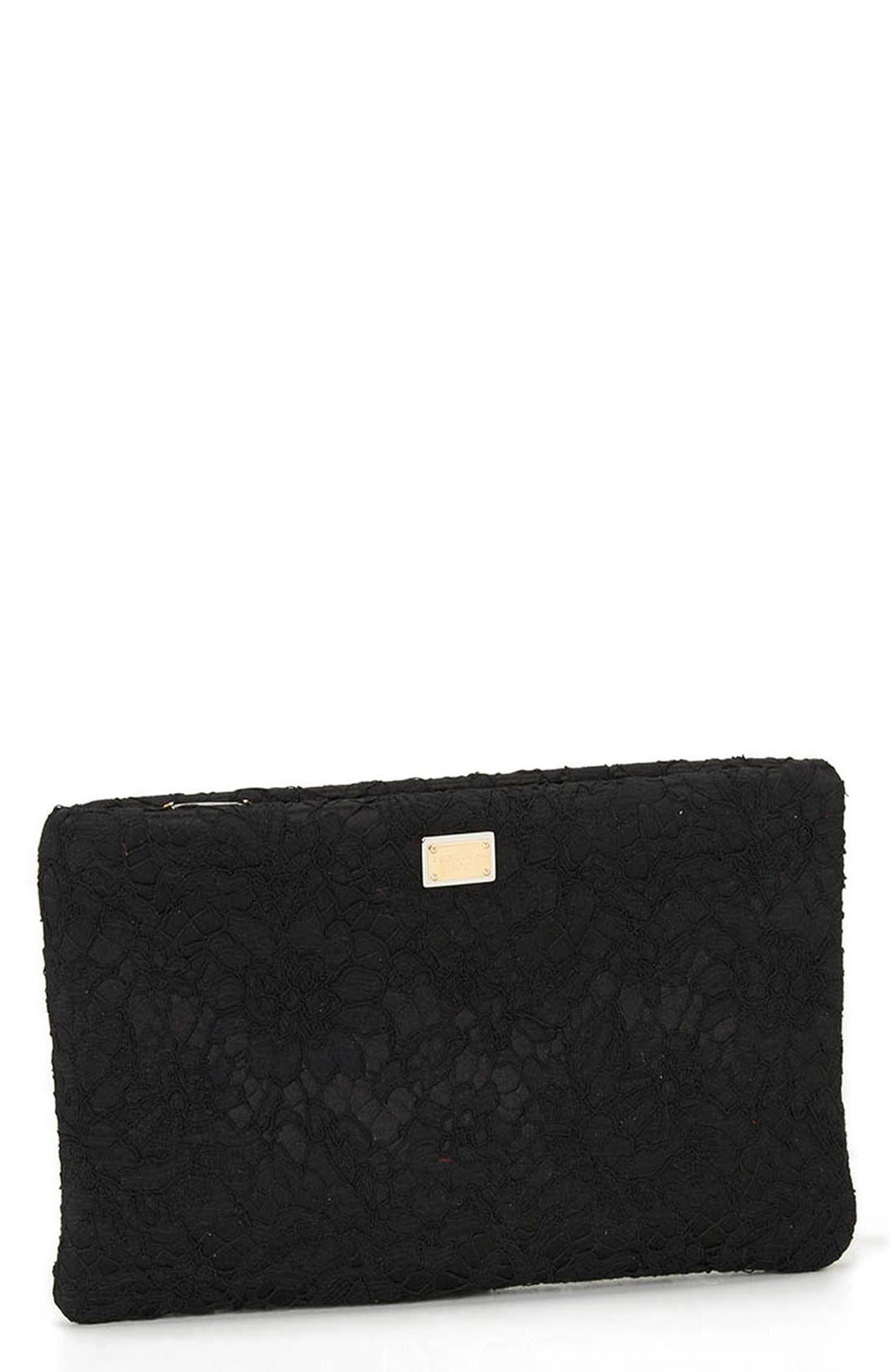 Alternate Image 1 Selected - Dolce&Gabbana Lace Clutch