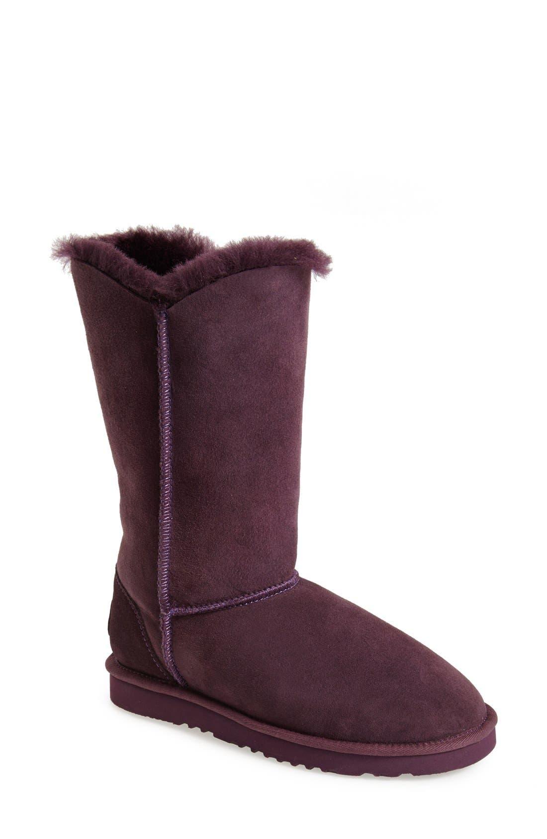 Alternate Image 1 Selected - Koolaburra 'Double Halo' Genuine Shearling Boot (Women)