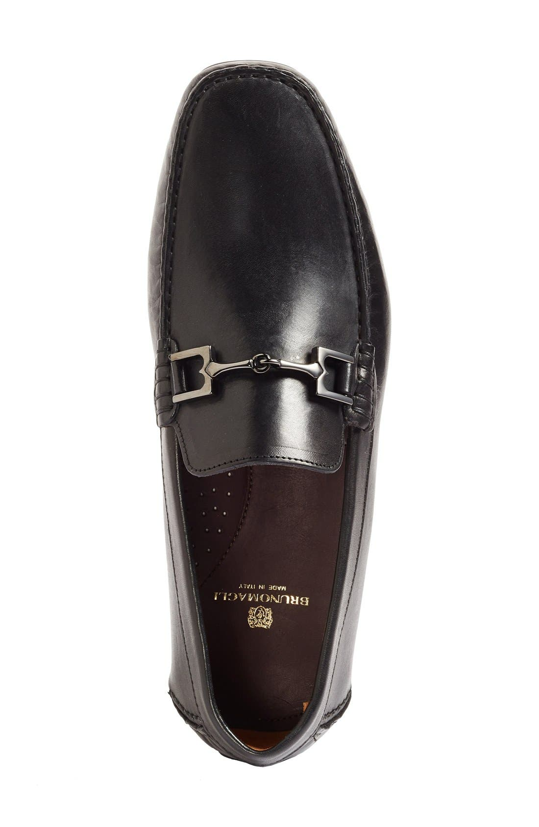 Alternate Image 3  - Bruno Magli 'Monza' Driving Shoe (Men)