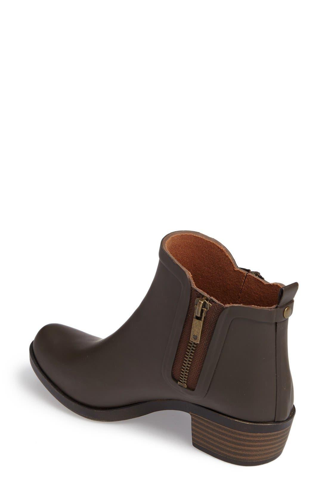 Alternate Image 2  - Lucky Brand Baselrain Rain Boot (Women)