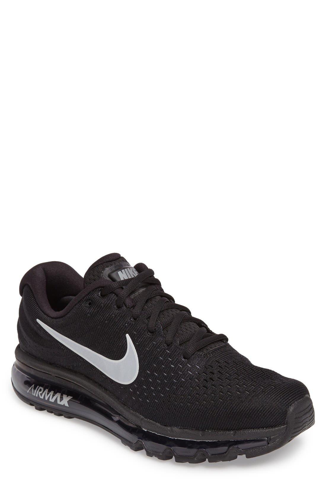 Alternate Image 1 Selected - Nike Air Max 2017 Running Shoe (Men)