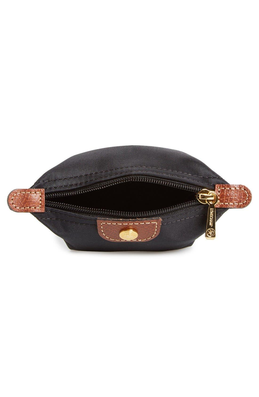 Alternate Image 4  - Longchamp 'Le Pliage' Coin Purse