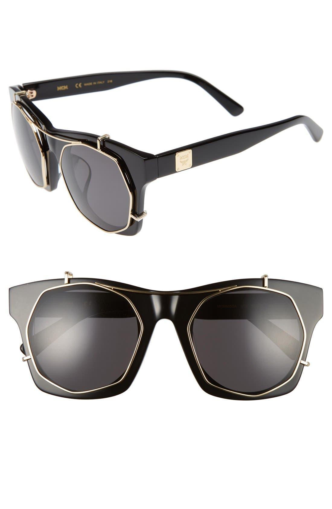 MCM 50mm Retro Sunglasses