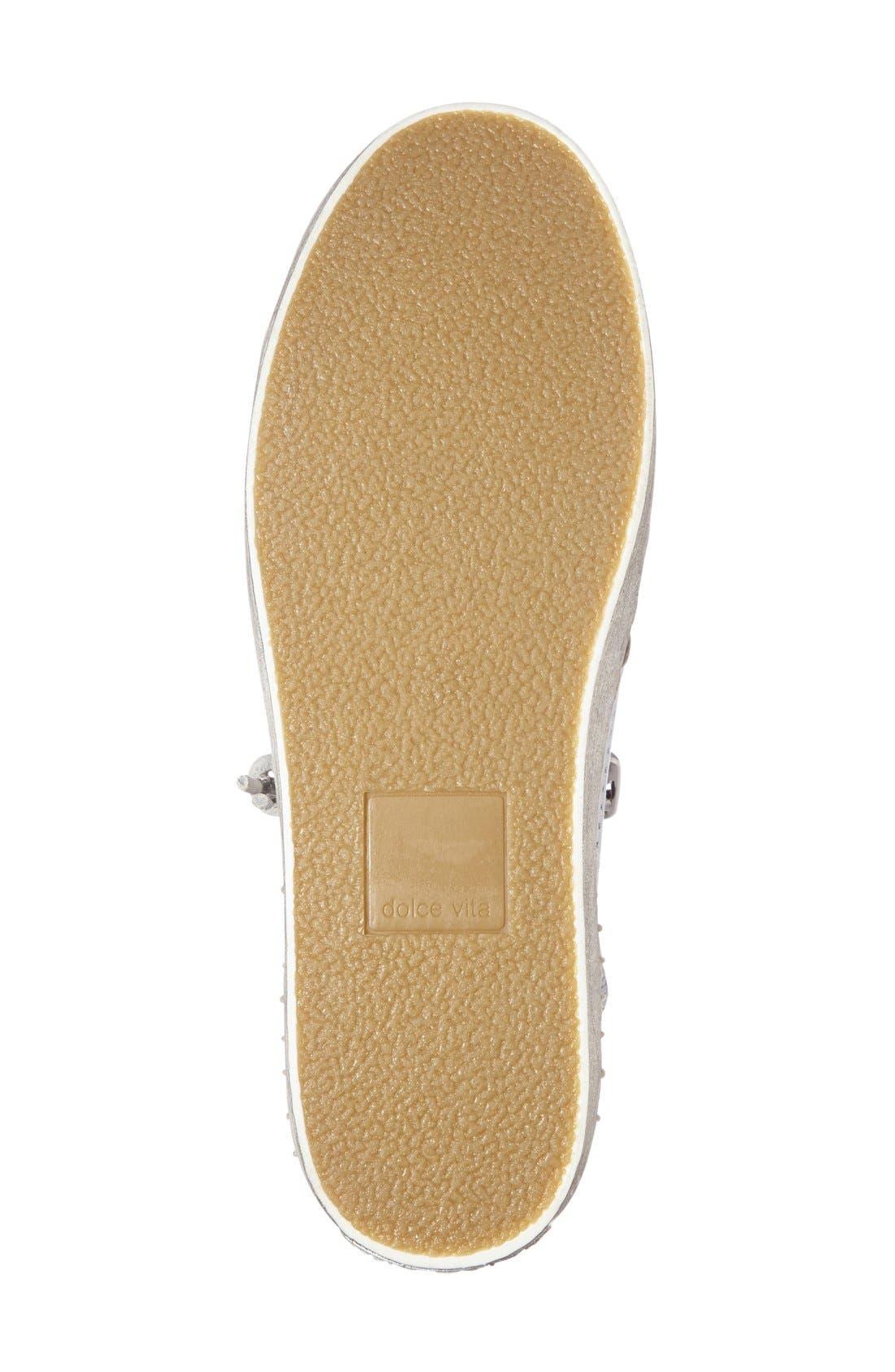 Alternate Image 4  - Dolce Vita Zombie Sneaker (Women)