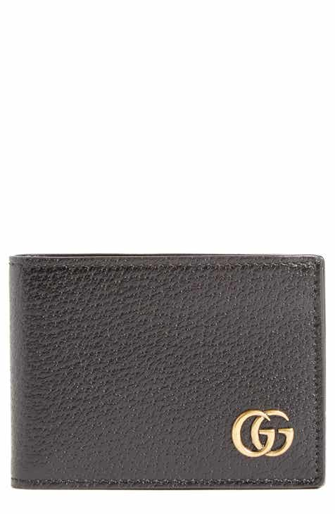 e1e6089bed5c Gucci Marmont Leather Wallet