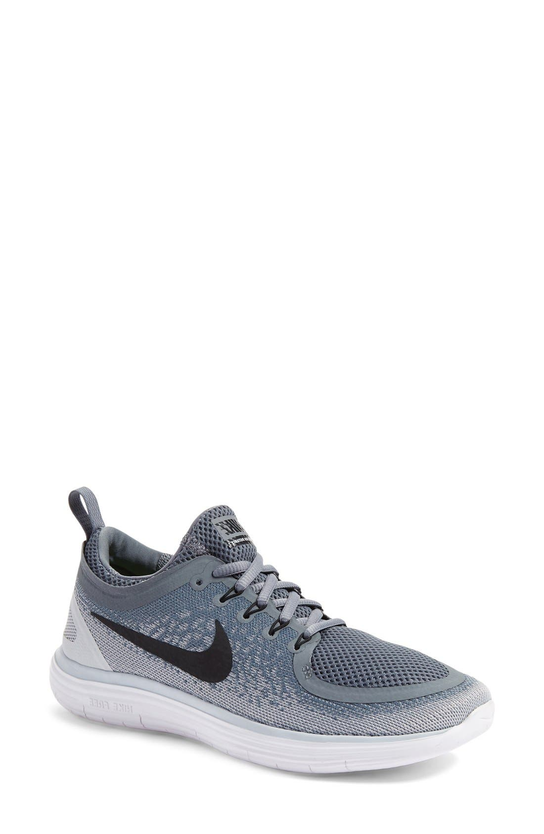 Nike Free Run Distance 2 Running Shoe (Women)