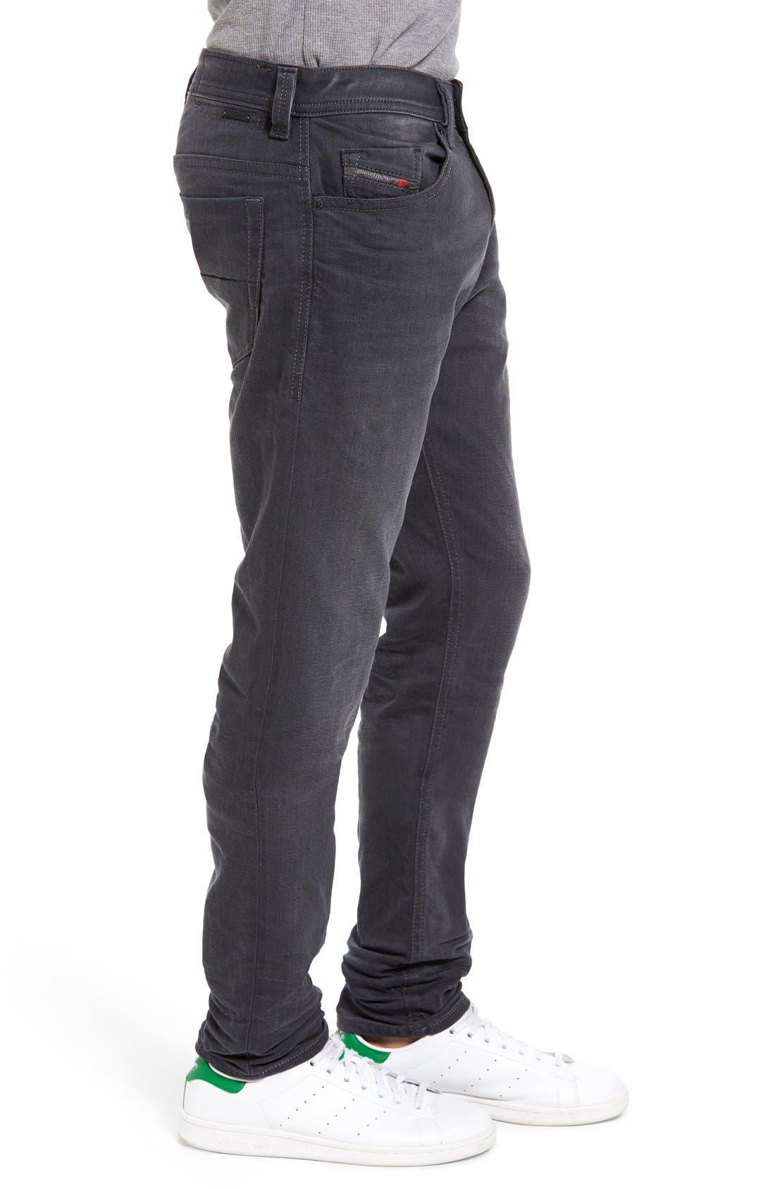 Alternate Image 3  - DIESEL® Thommer Slim Fit Jeans (859K)