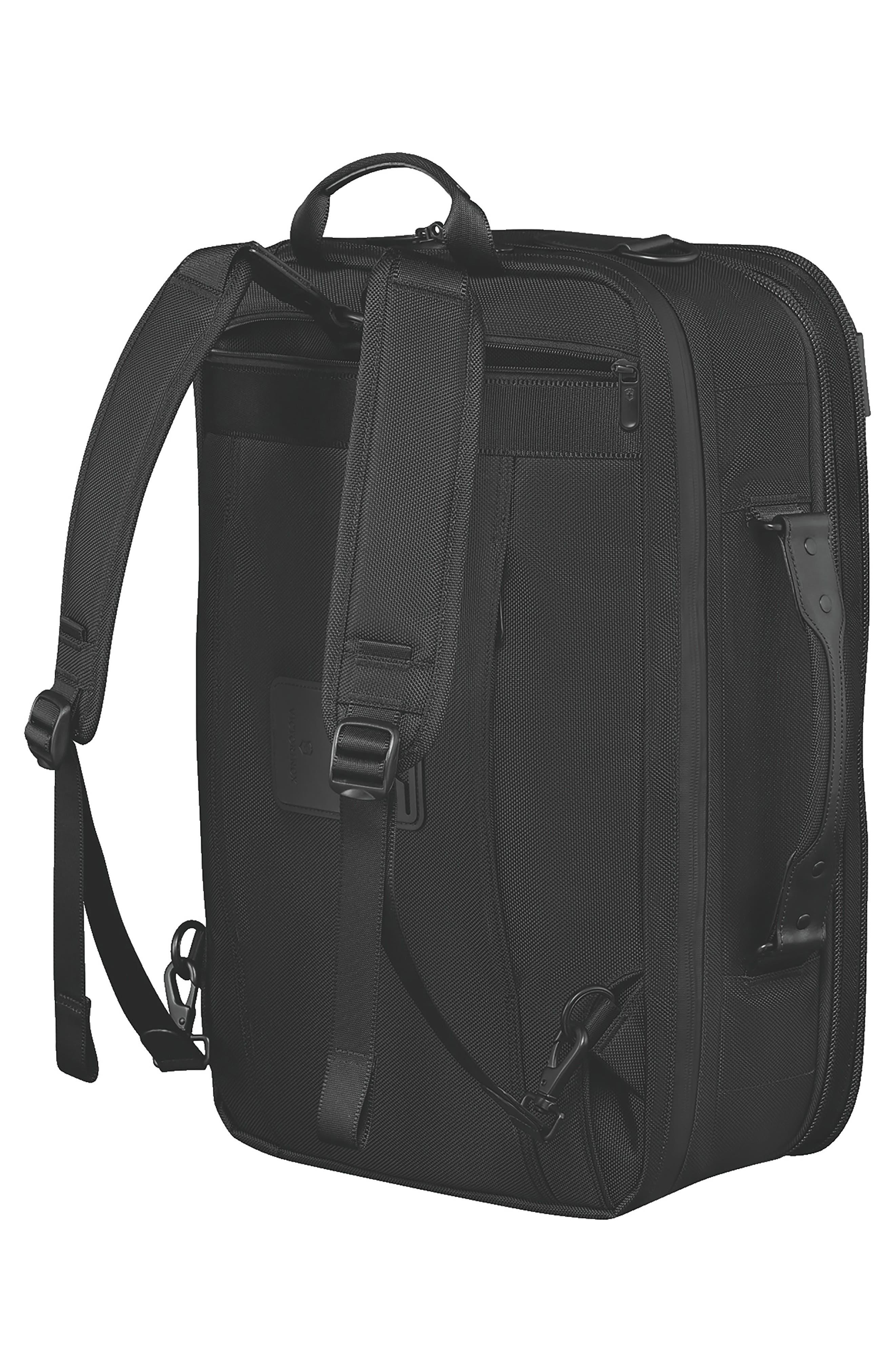 Lexicon 2.0 Convertible Backpack,                             Alternate thumbnail 2, color,                             Black