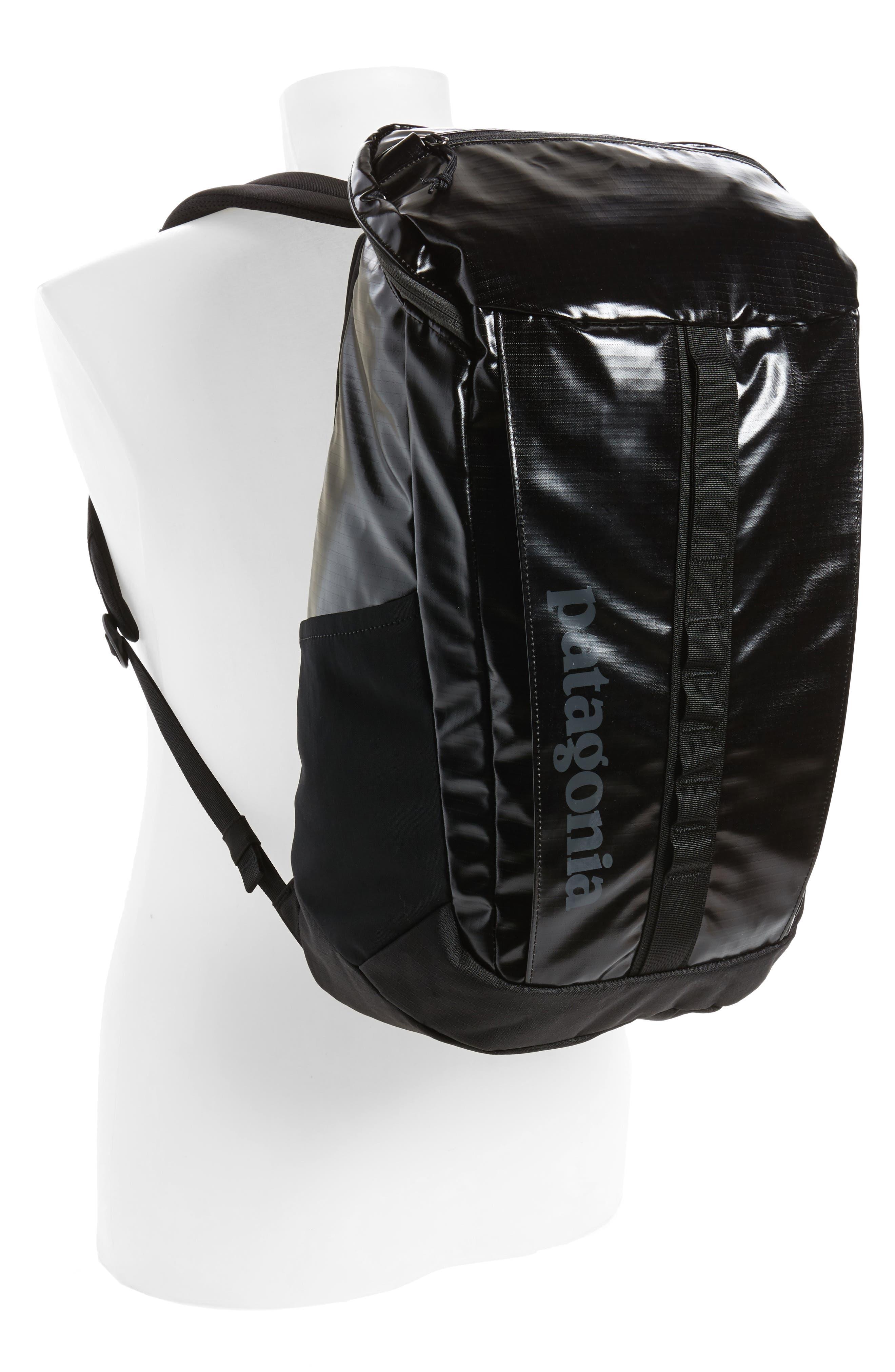 Black Hole 25 Liter Backpack,                             Alternate thumbnail 2, color,                             Black