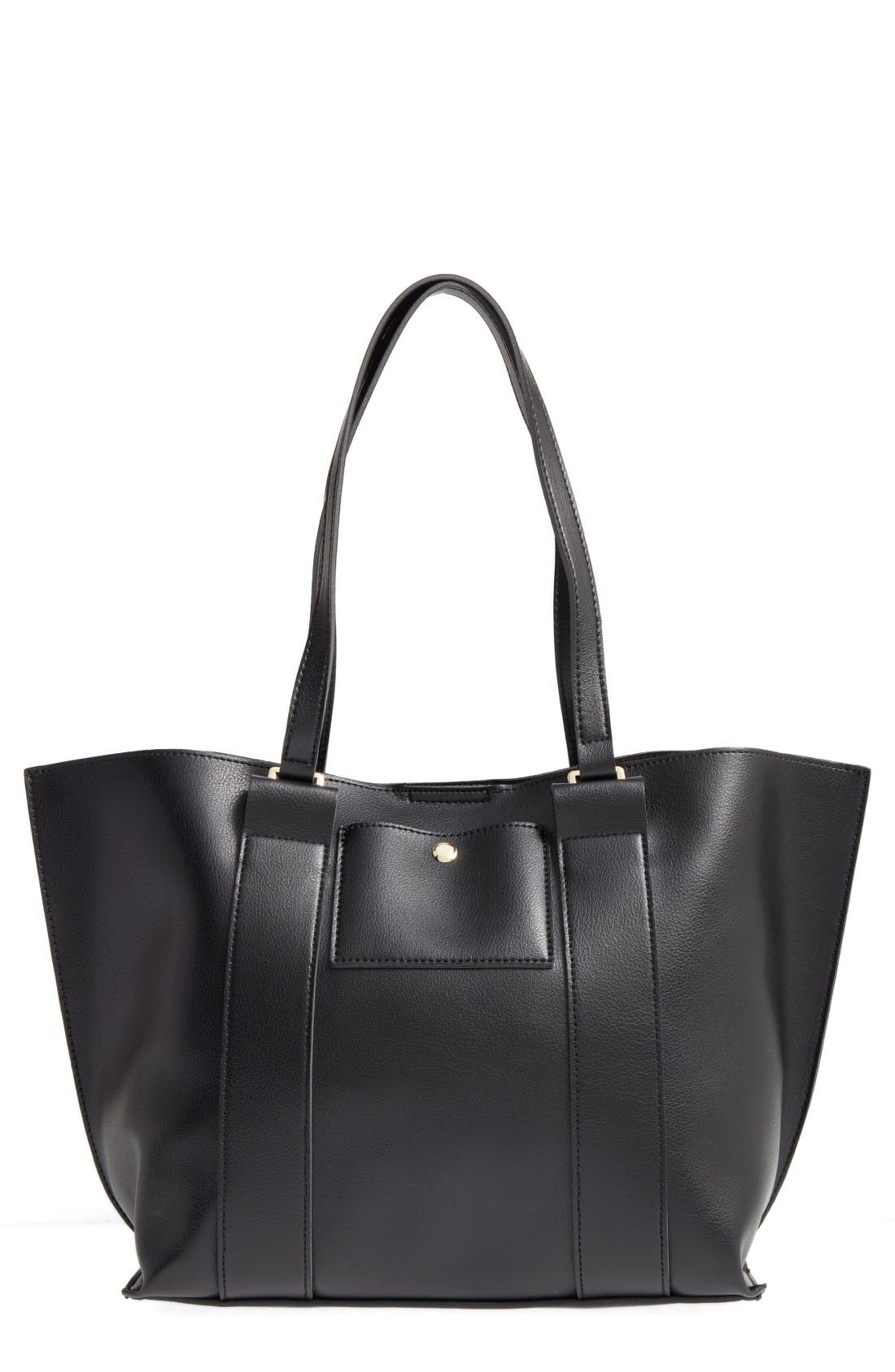 Alternate Image 1 Selected - Emperia Faux Leather Tote (Special Purchase)
