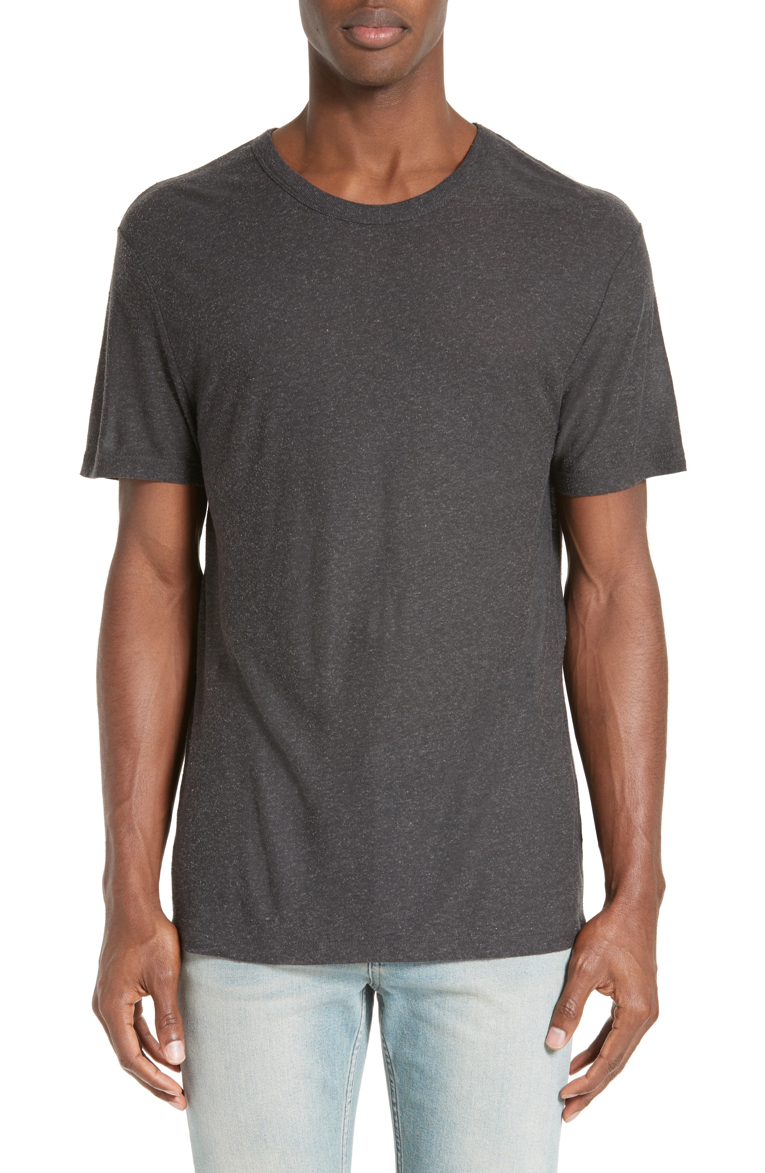 Alternate Image 1 Selected - T by Alexander Wang 'Pilly' Crewneck T-Shirt