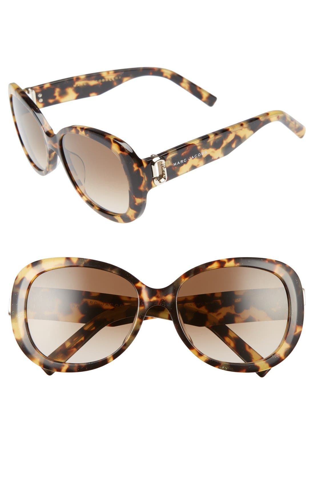 Main Image - MARC JACOBS 56mm Sunglasses
