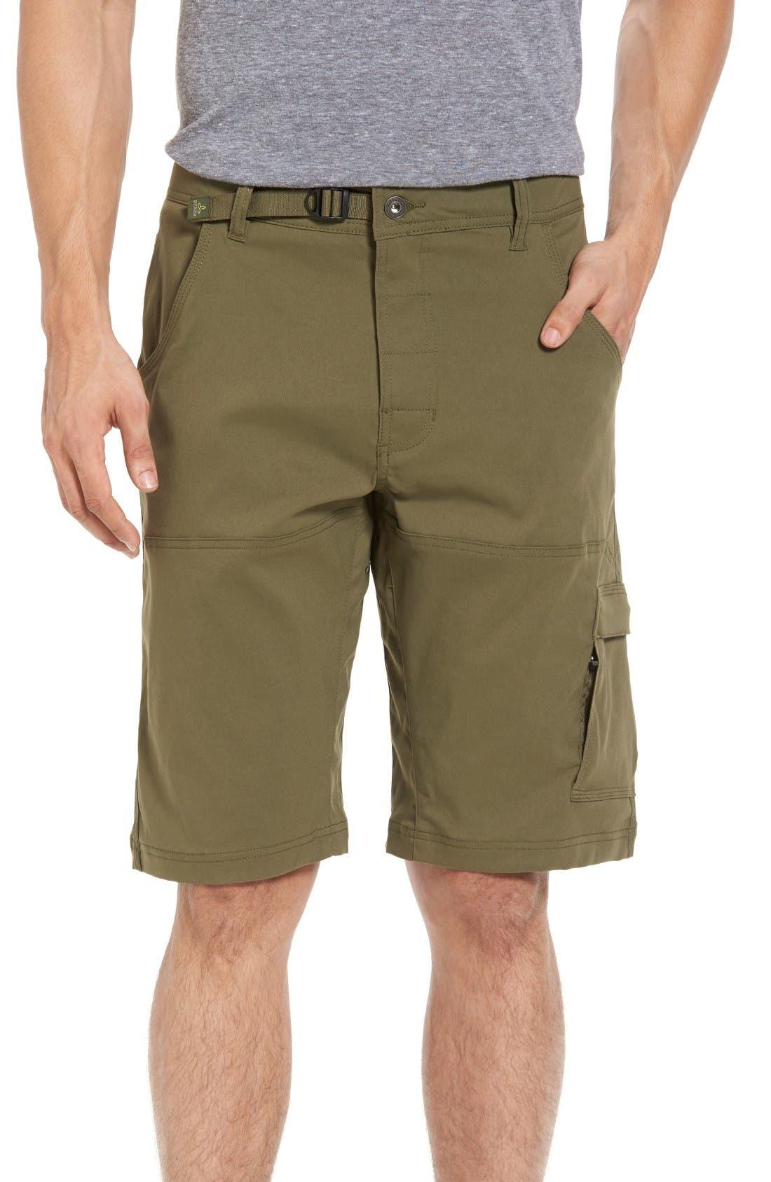 prAna Zion Stretchy Hiking Shorts