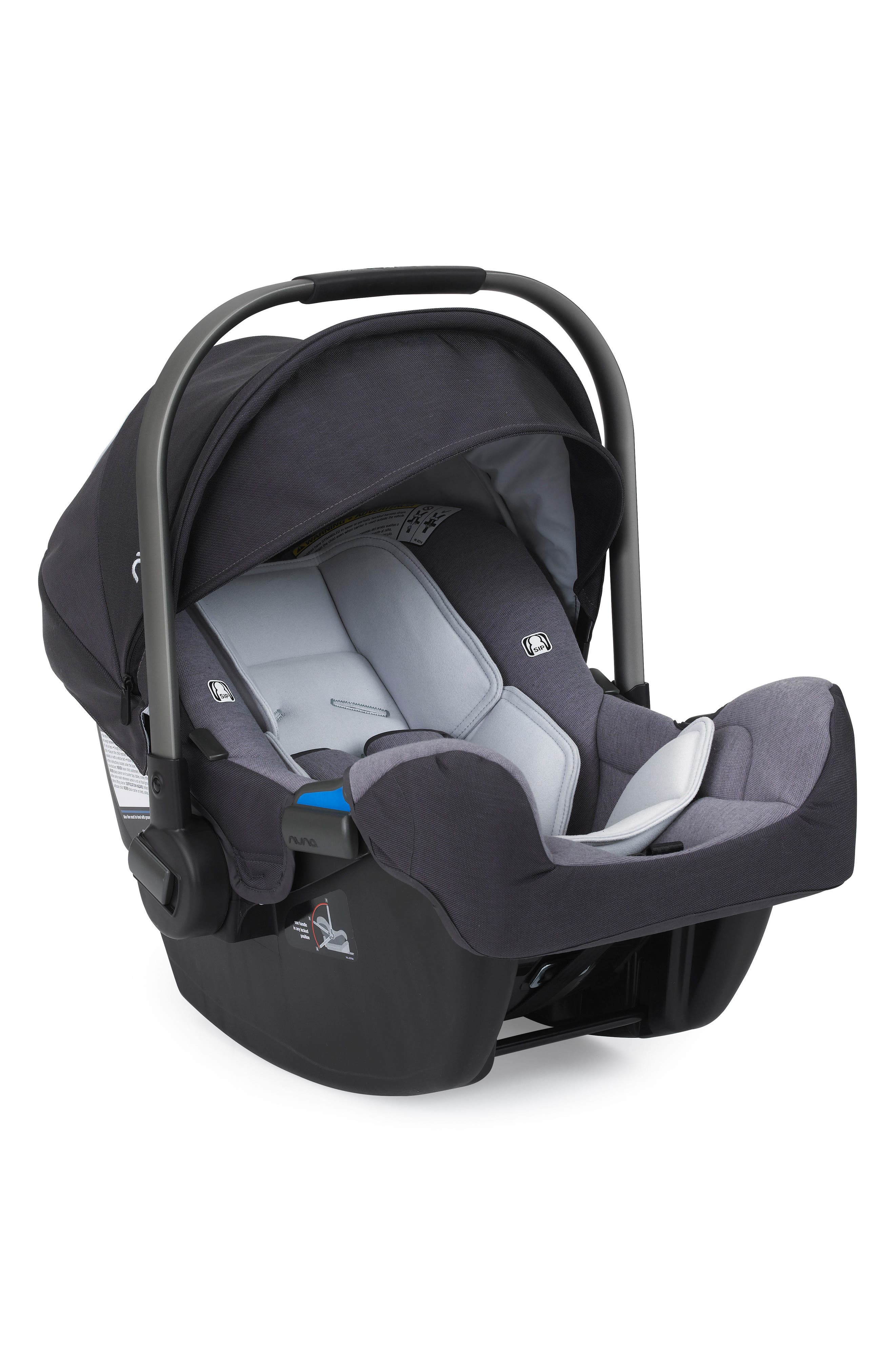 Alternate Image 4  - nuna MIXX™ Stroller System & PIPA™ Car Seat Set