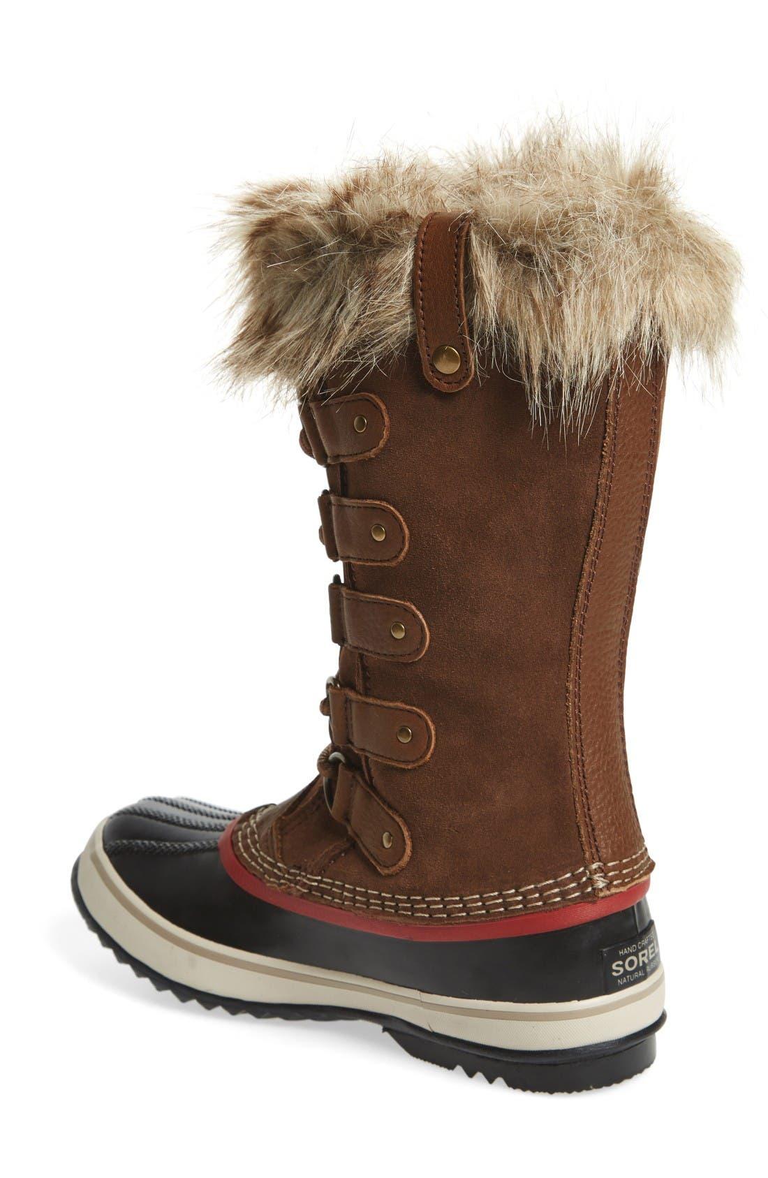 Alternate Image 2  - SOREL 'Joan of Arctic' Waterproof Snow Boot