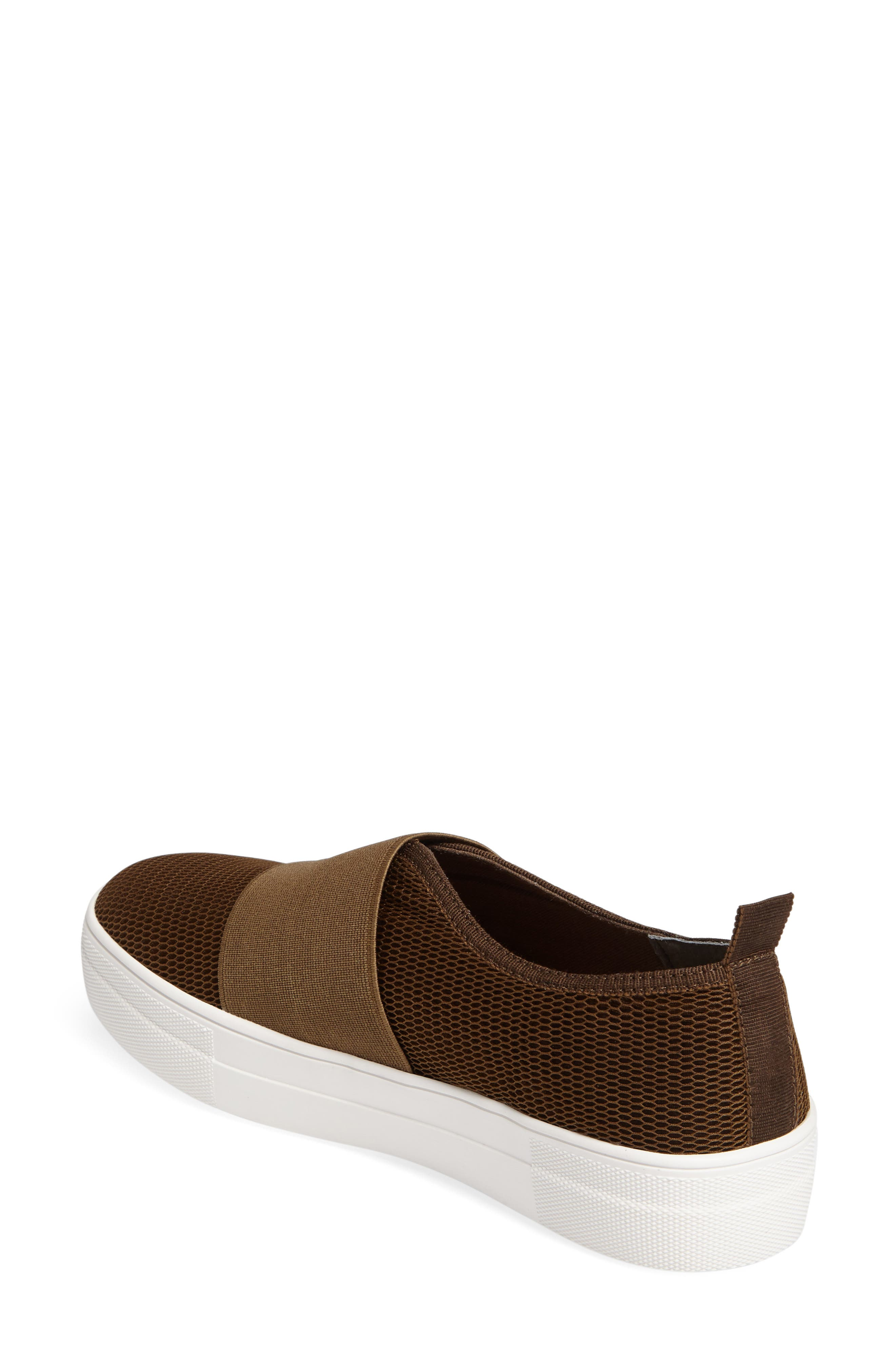 Alternate Image 2  - Steve Madden Glenn Slip-On Platform Sneaker (Women)