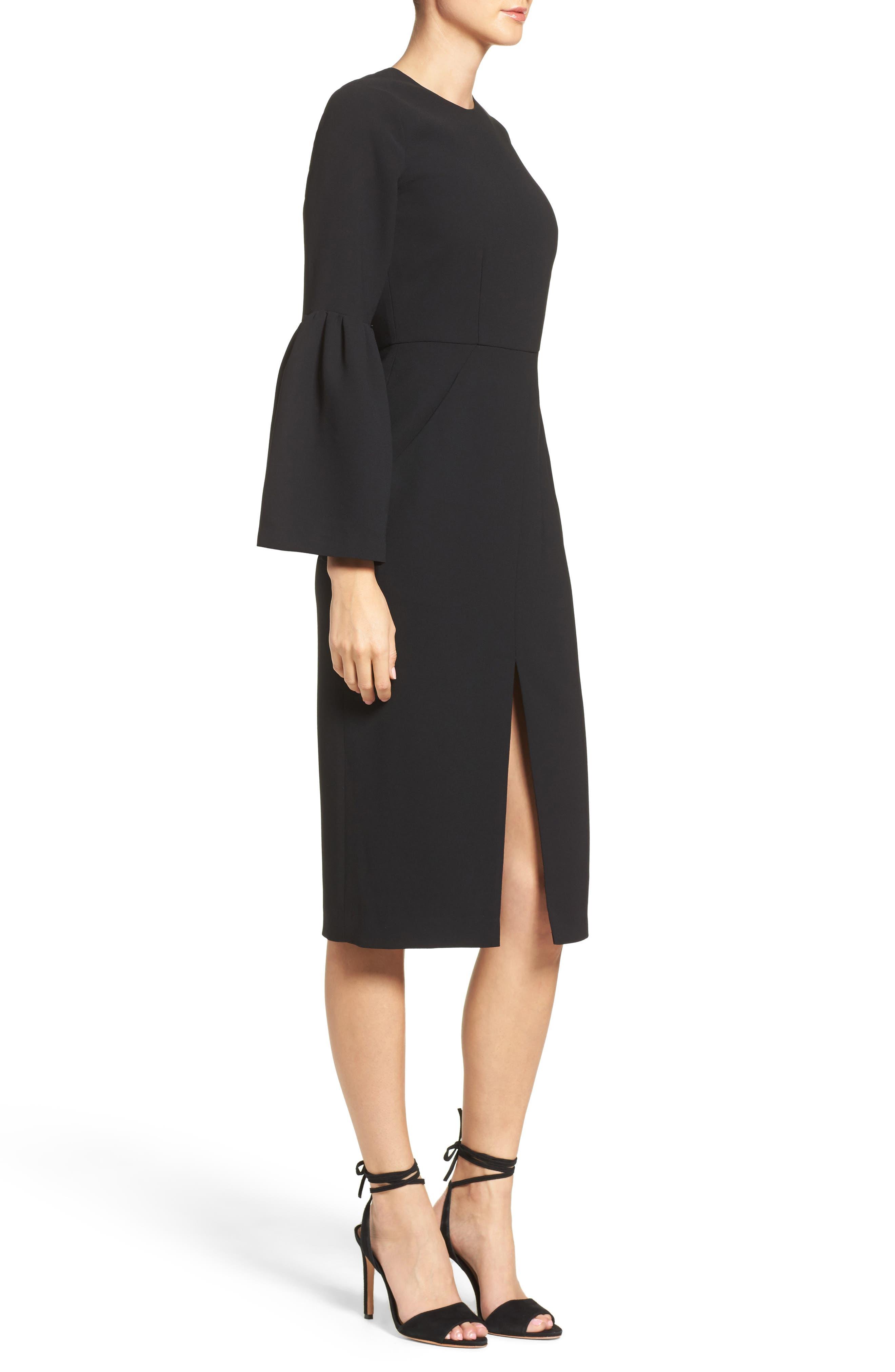 Alternate Image 3  - Jill Jill Stuart Bell Sleeve Dress
