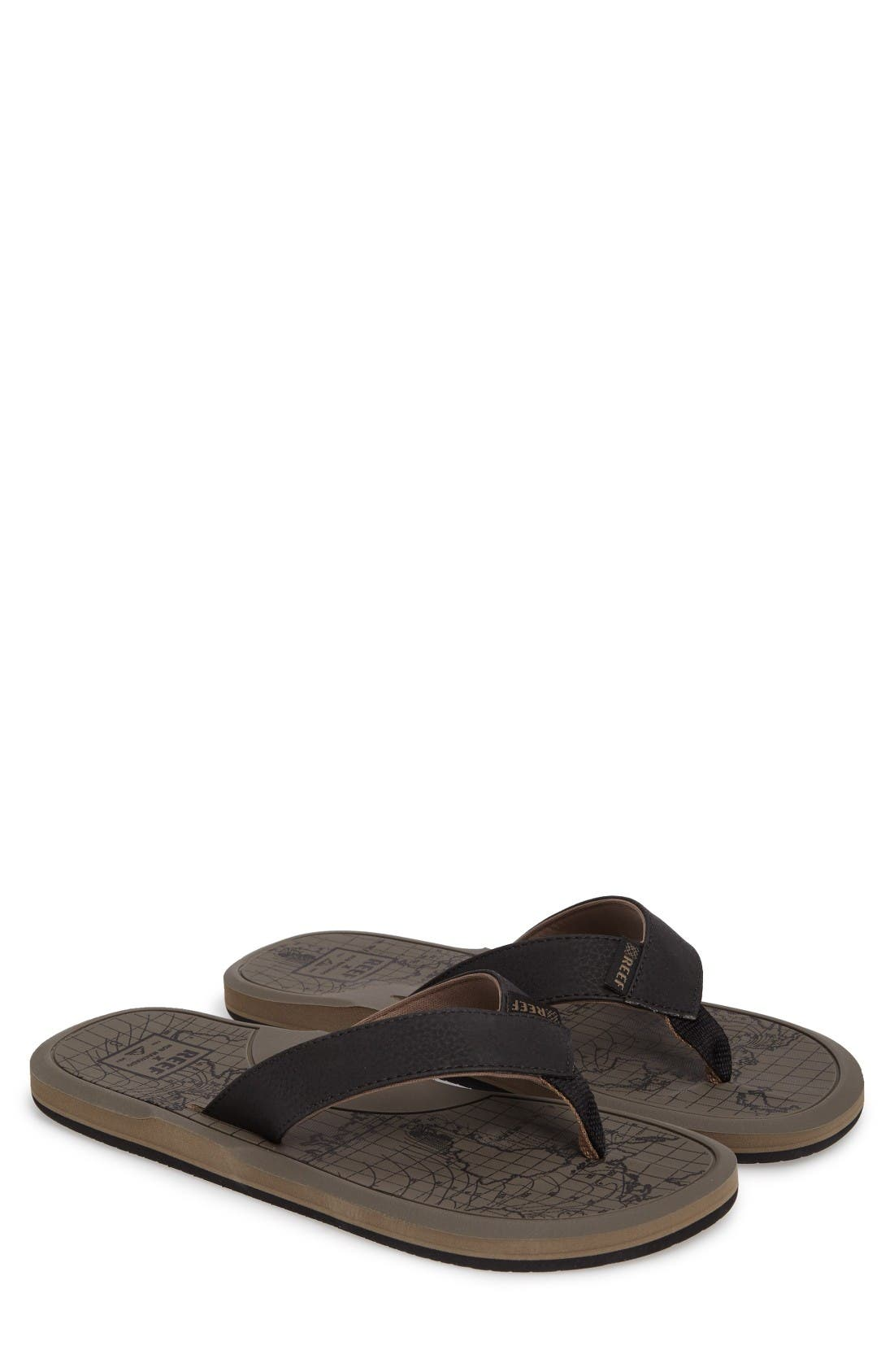 Alternate Image 1 Selected - Reef Machado Flip Flop (Men)
