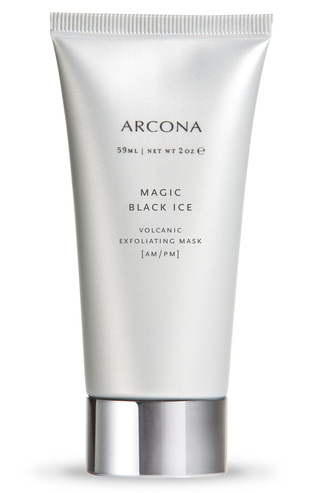 Magic Black Ice Exfoliating Mask,                         Main,                         color, No Color