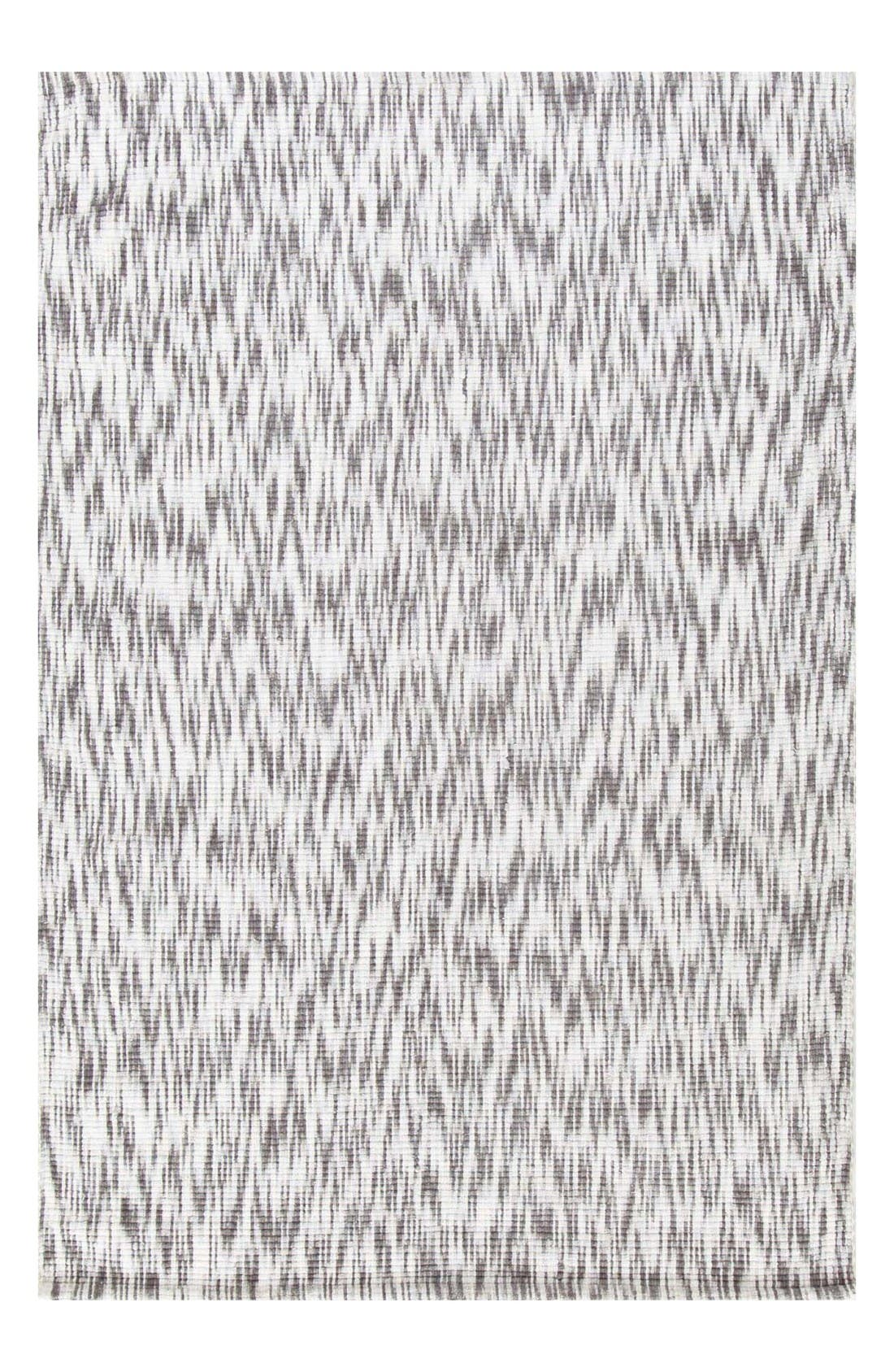 Ikat Rug,                         Main,                         color, Grey