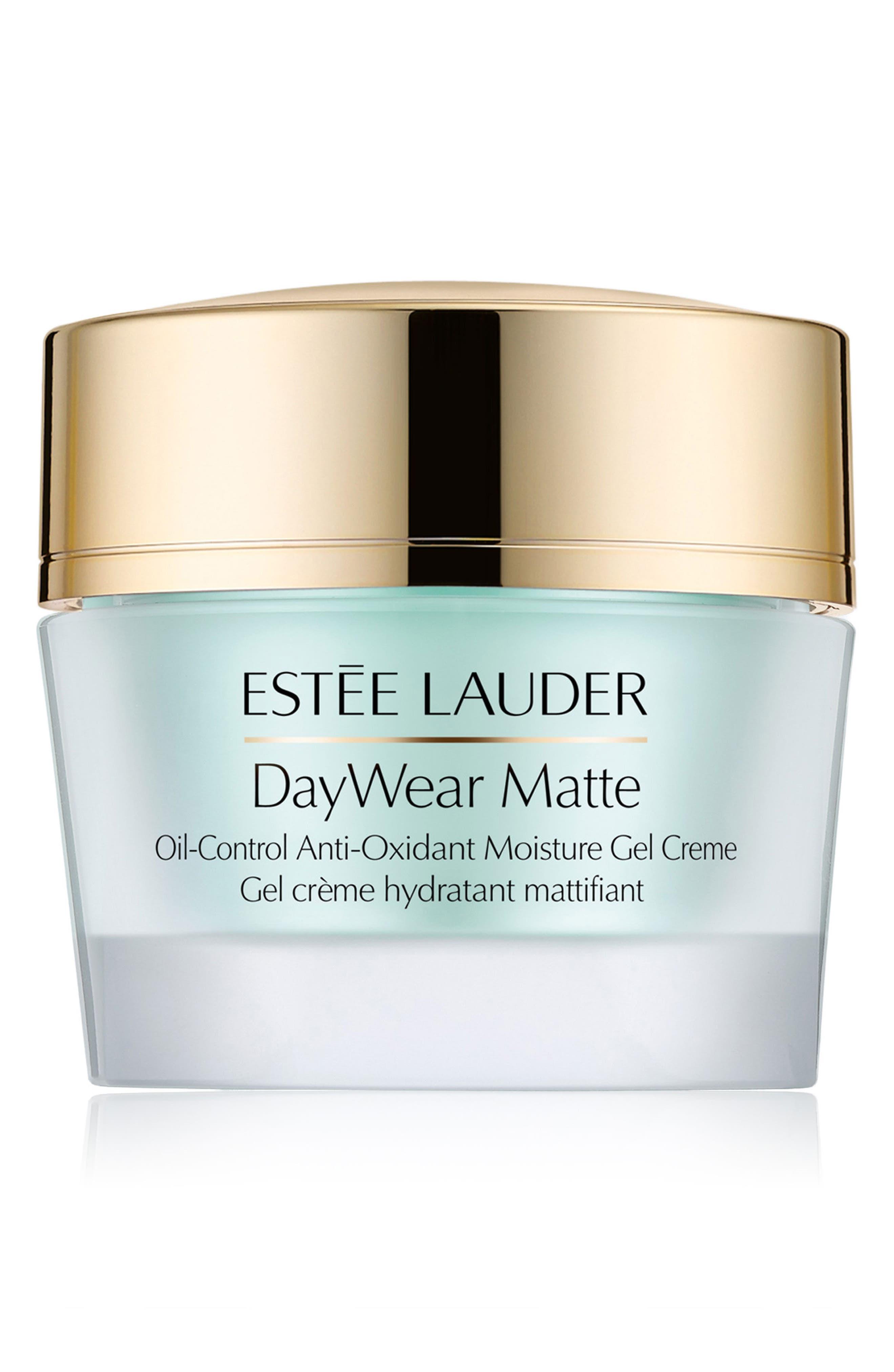 DayWear Matte Oil-Control Anti-Oxidant Moisture Gel Crème,                             Main thumbnail 1, color,                             No Color
