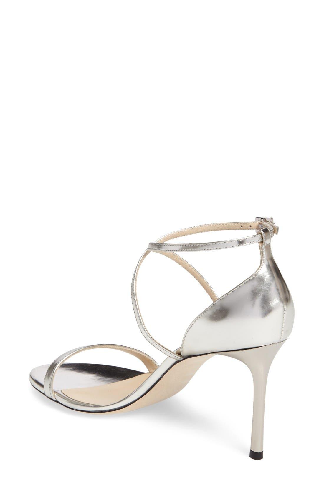 Alternate Image 2  - Jimmy Choo 'Hesper' Ankle Strap Sandal (Women)