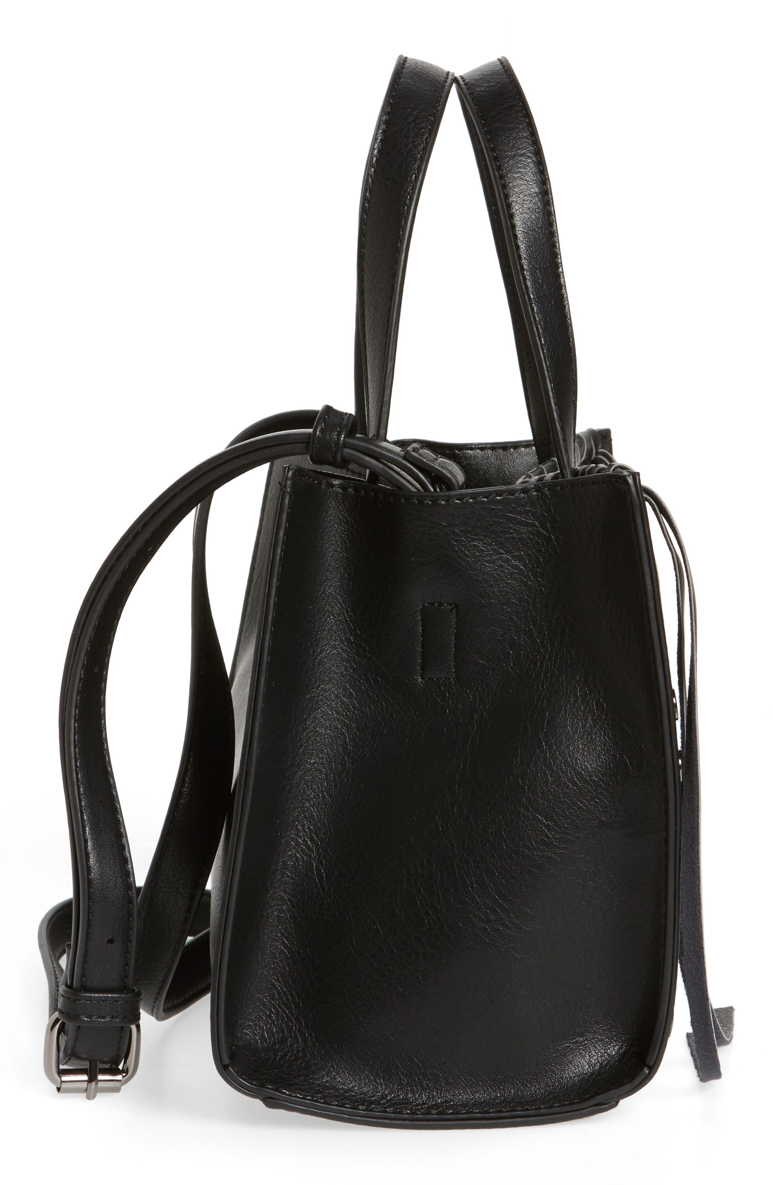 Alternate Image 5  - BP. Studded Faux Leather Crossbody Bag