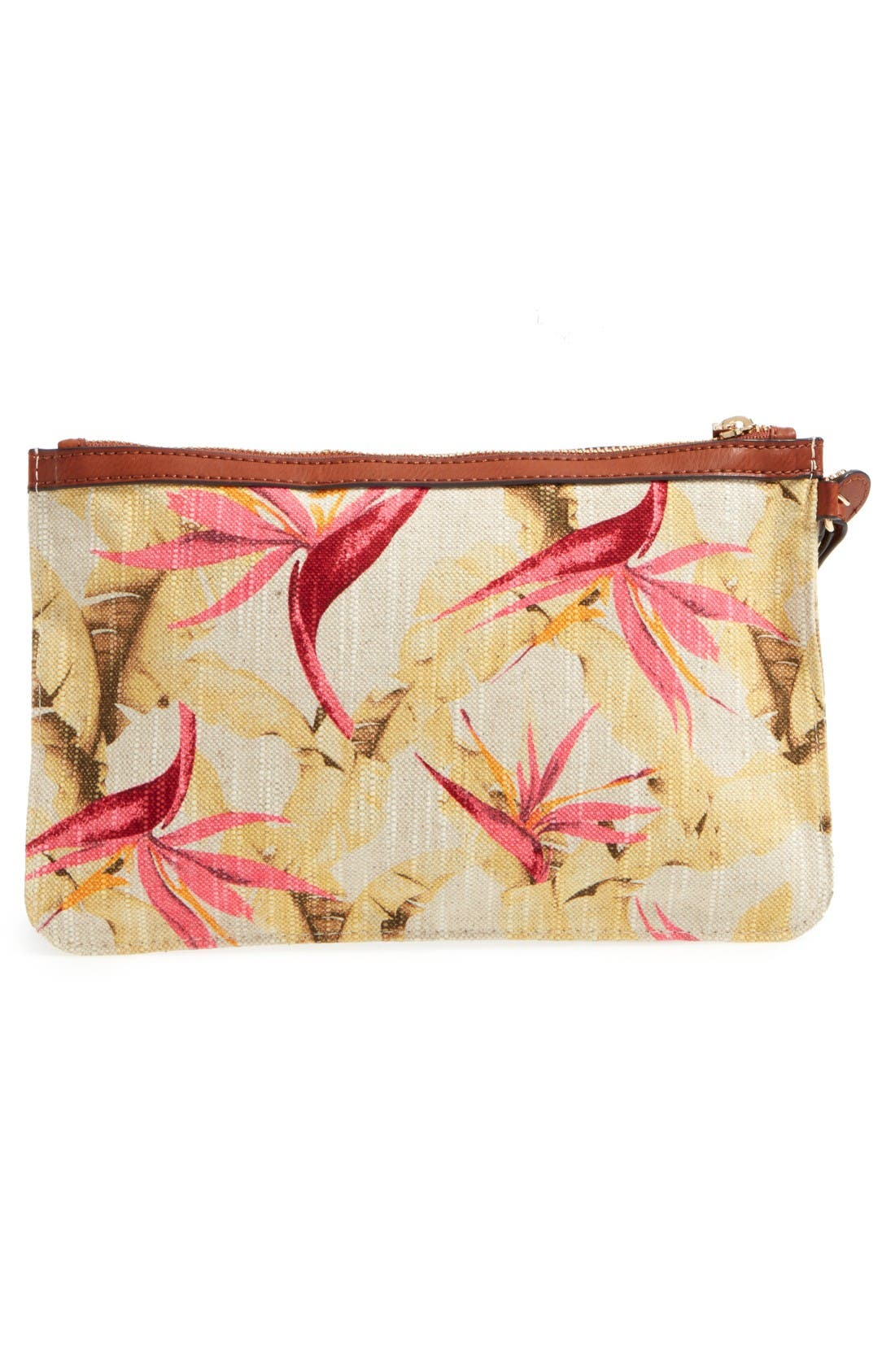 Boca Chica Beach Wristlet,                             Alternate thumbnail 3, color,                             Aloha