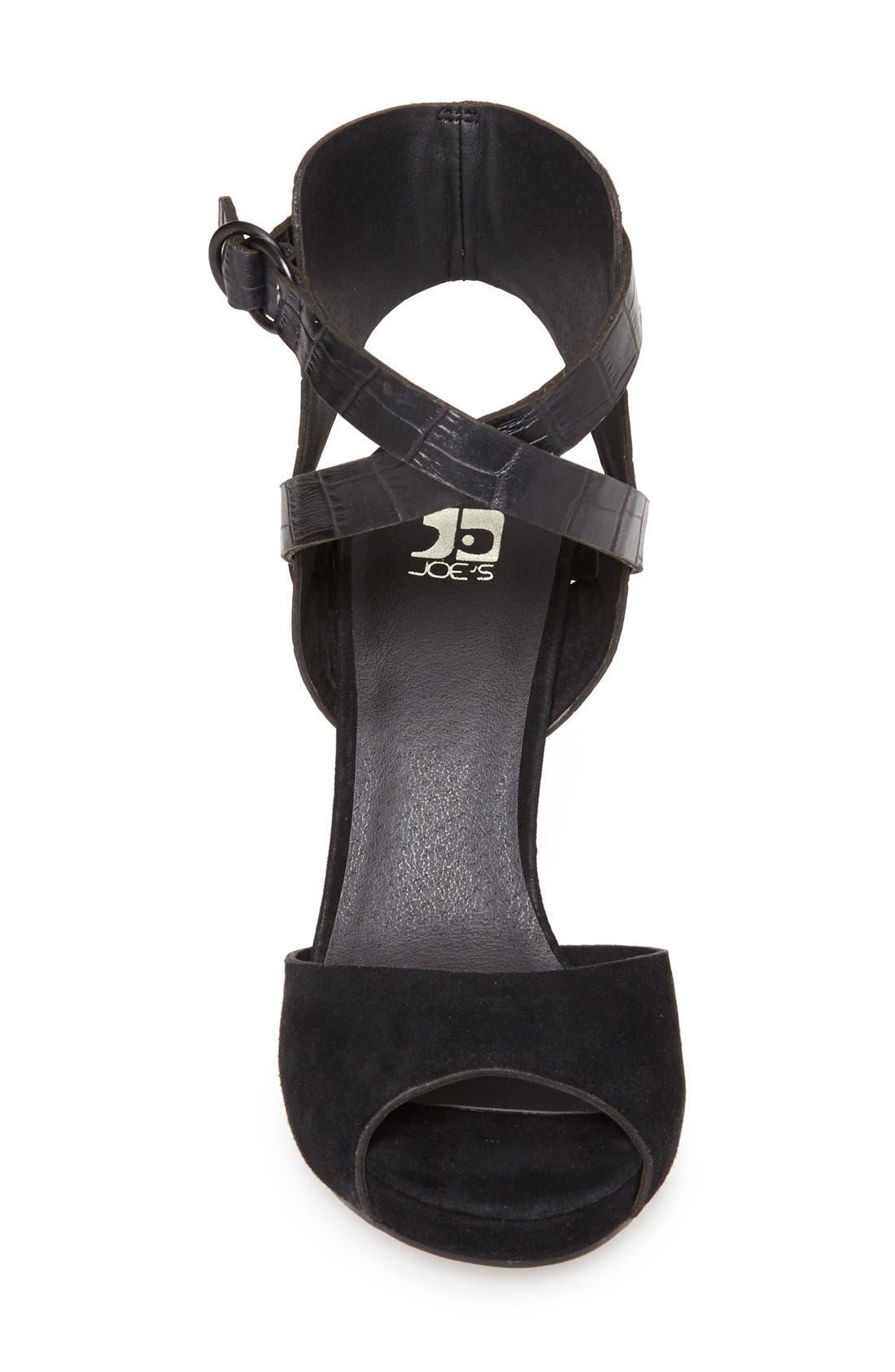 Alternate Image 3  - Joe's 'Patrik' Platform Sandal (Women)