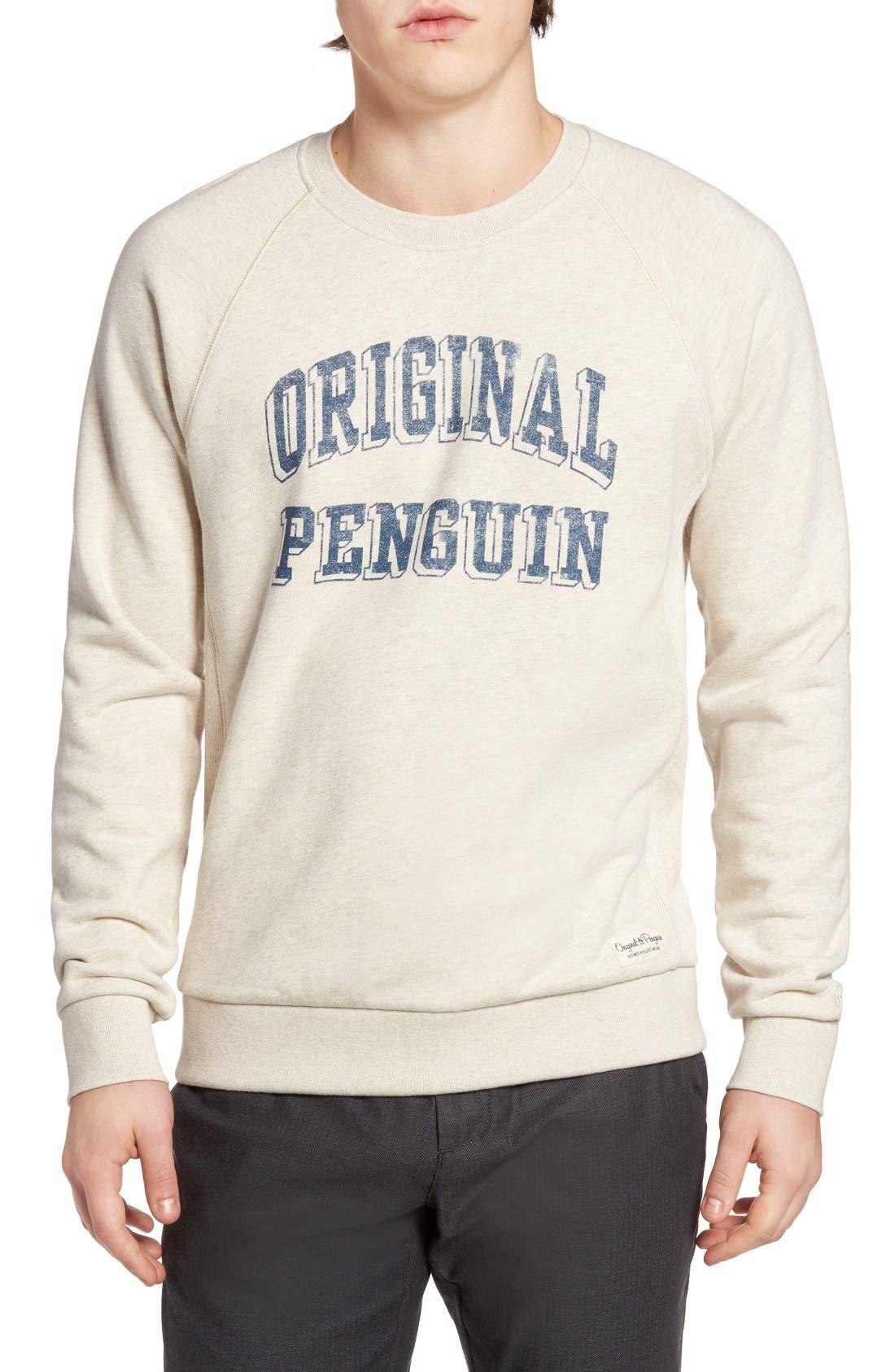 Original Penguin Heritage Sweatshirt