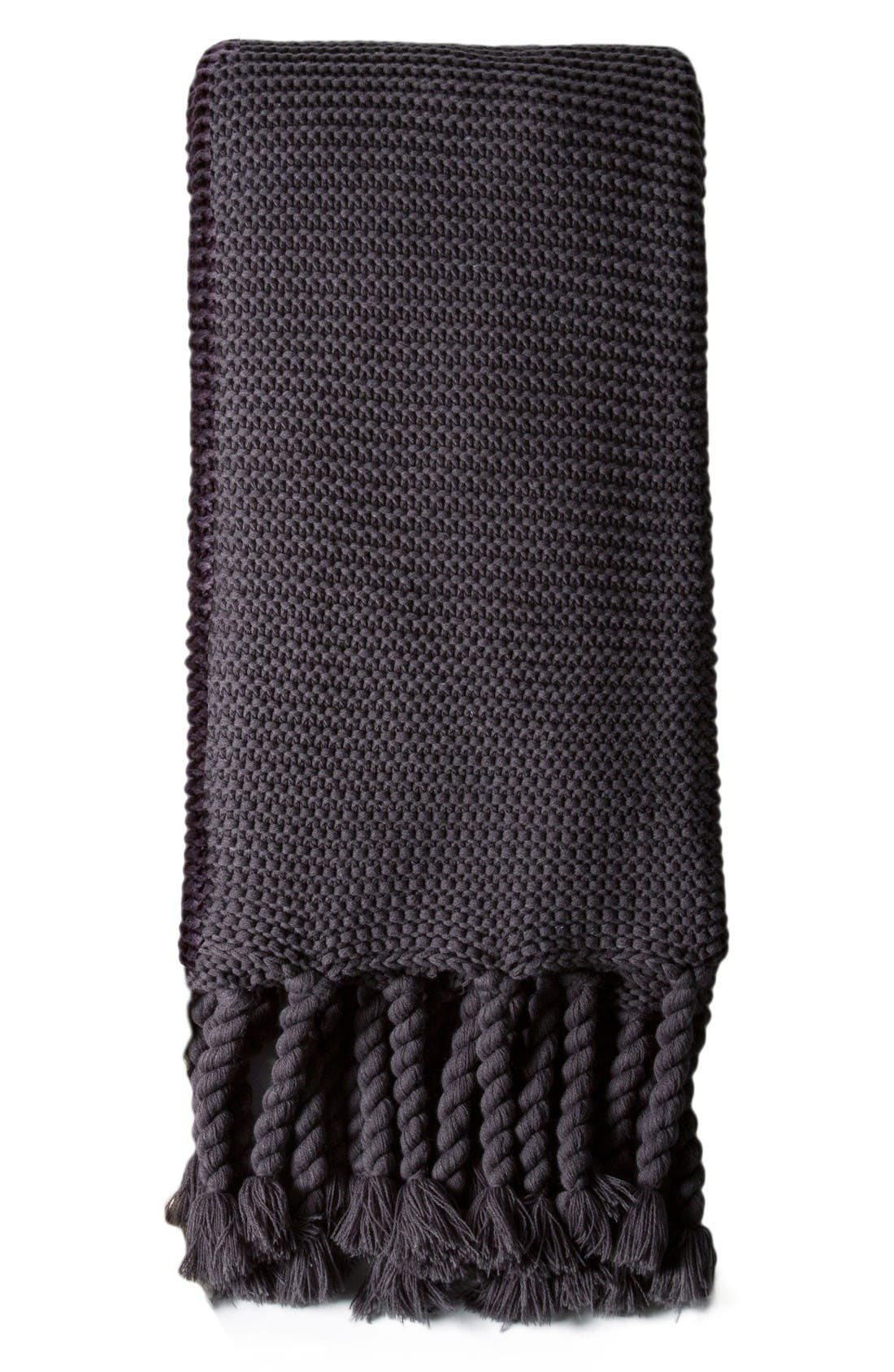 Alternate Image 1 Selected - Pom Pom At Home Trestles Oversize Throw Blanket