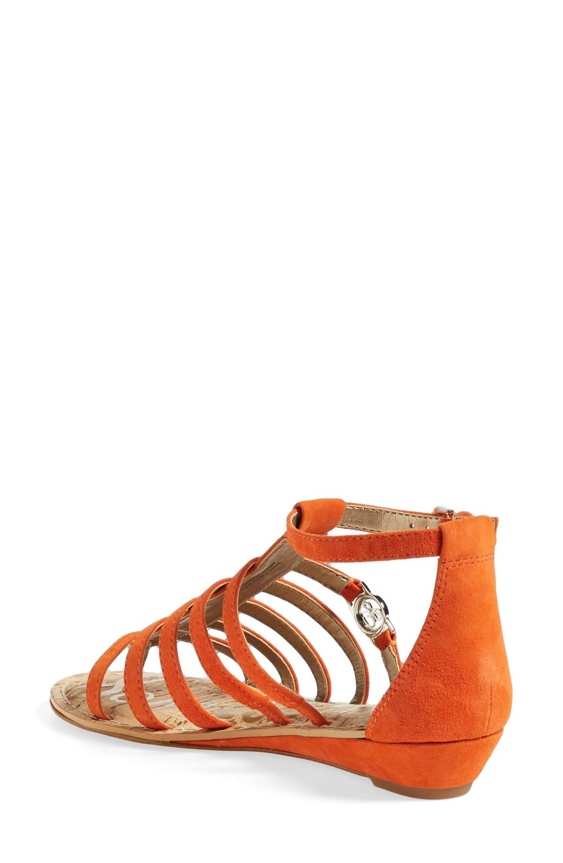 Alternate Image 2  - Sam Edelman 'Donna' Gladiator Sandal (Women)
