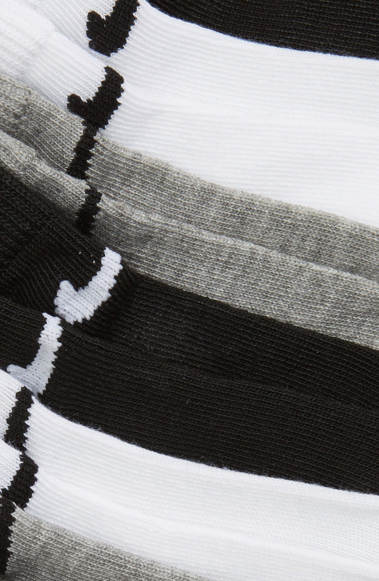Alternate Image 2  - Nike Low Cut Performance Socks (6-Pack) (Toddler & Little Kid)
