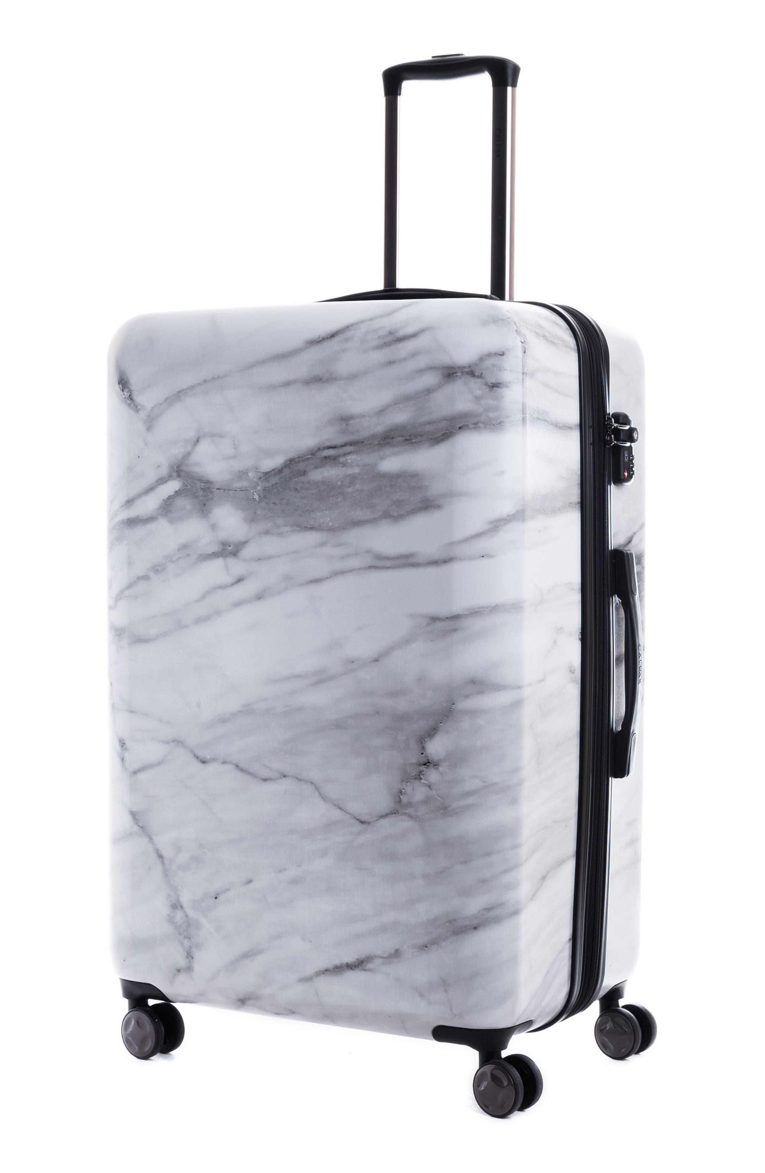 Alternate Image 4  - CALPAK Astyll 3-Piece Marbled Luggage Set