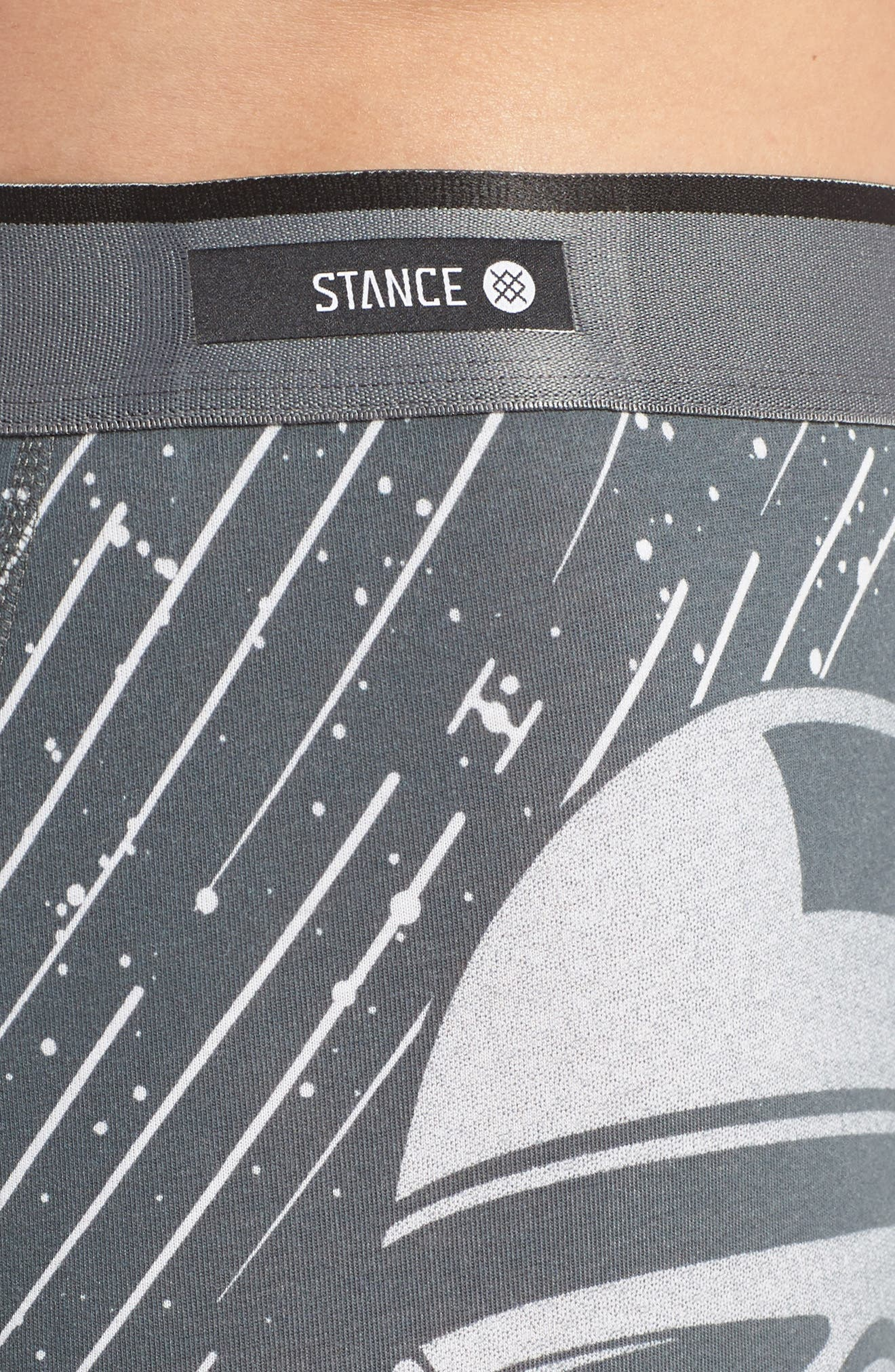 Alternate Image 4  - Stance Del Mar Star Wars™ Stormtrooper Boxer Briefs