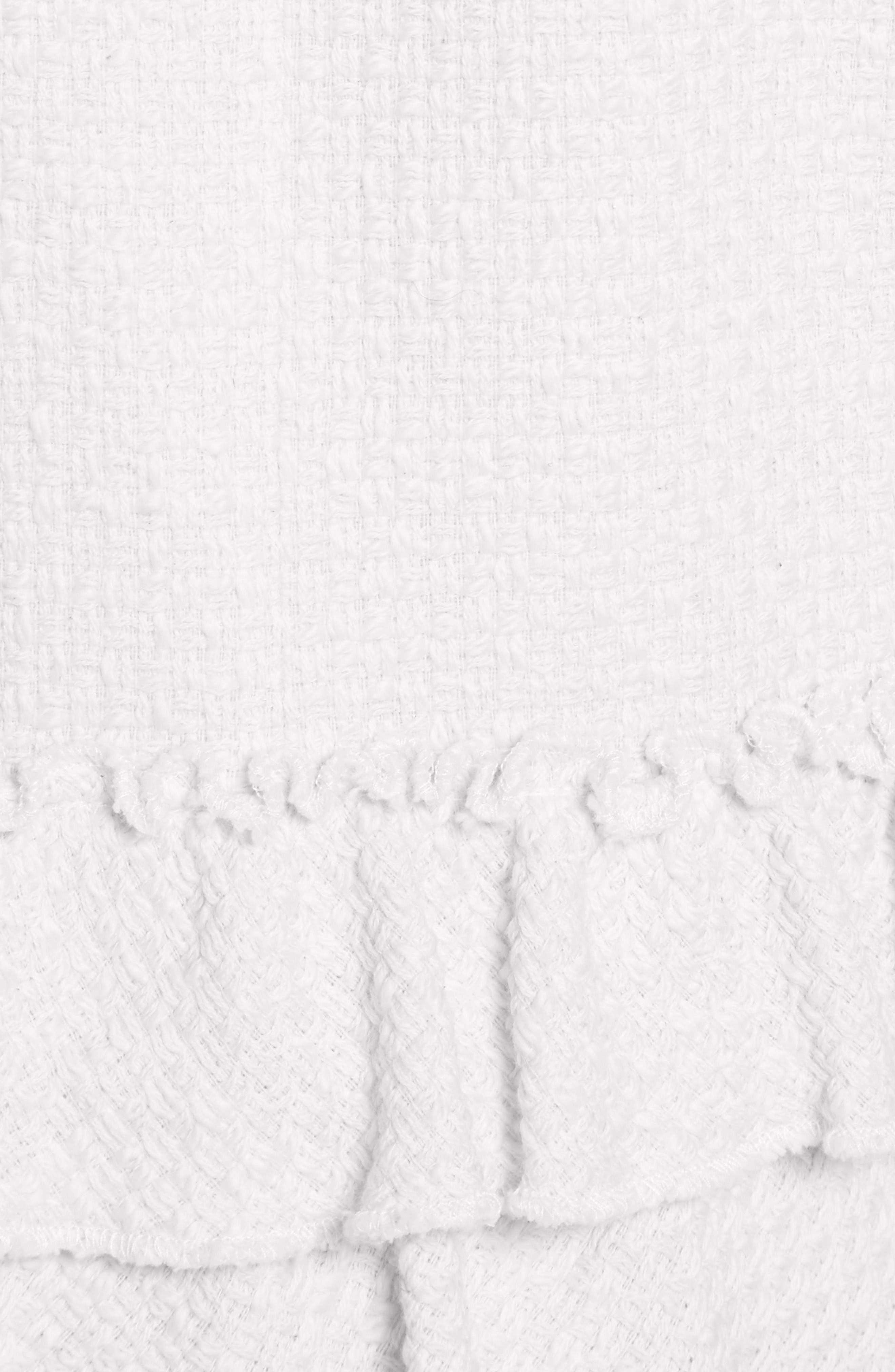 Alternate Image 5  - Helene Berman Frill Tweed Jacket