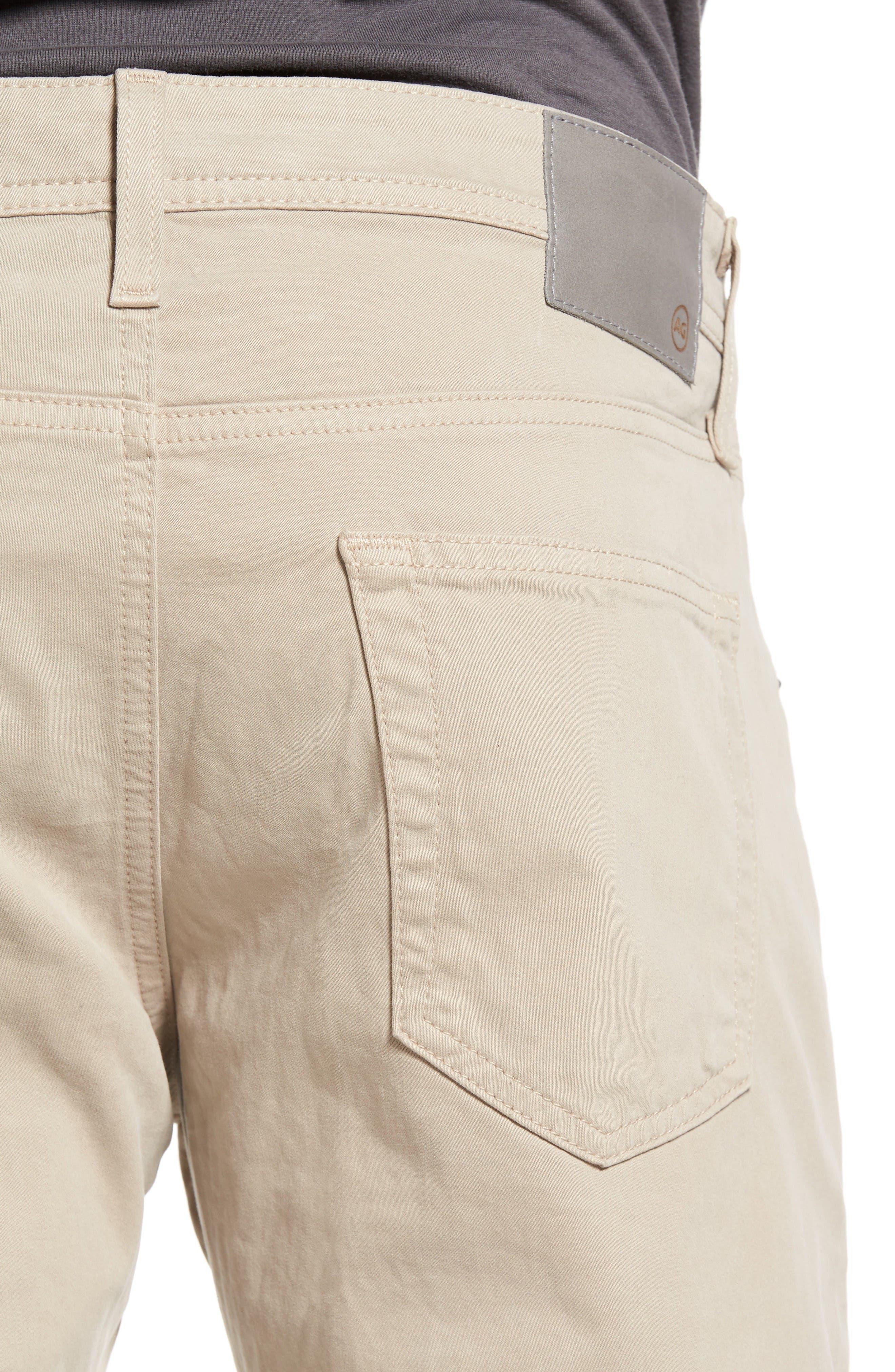 Alternate Image 4  - AG Tellis SUD Modern Slim Stretch Twill Pants