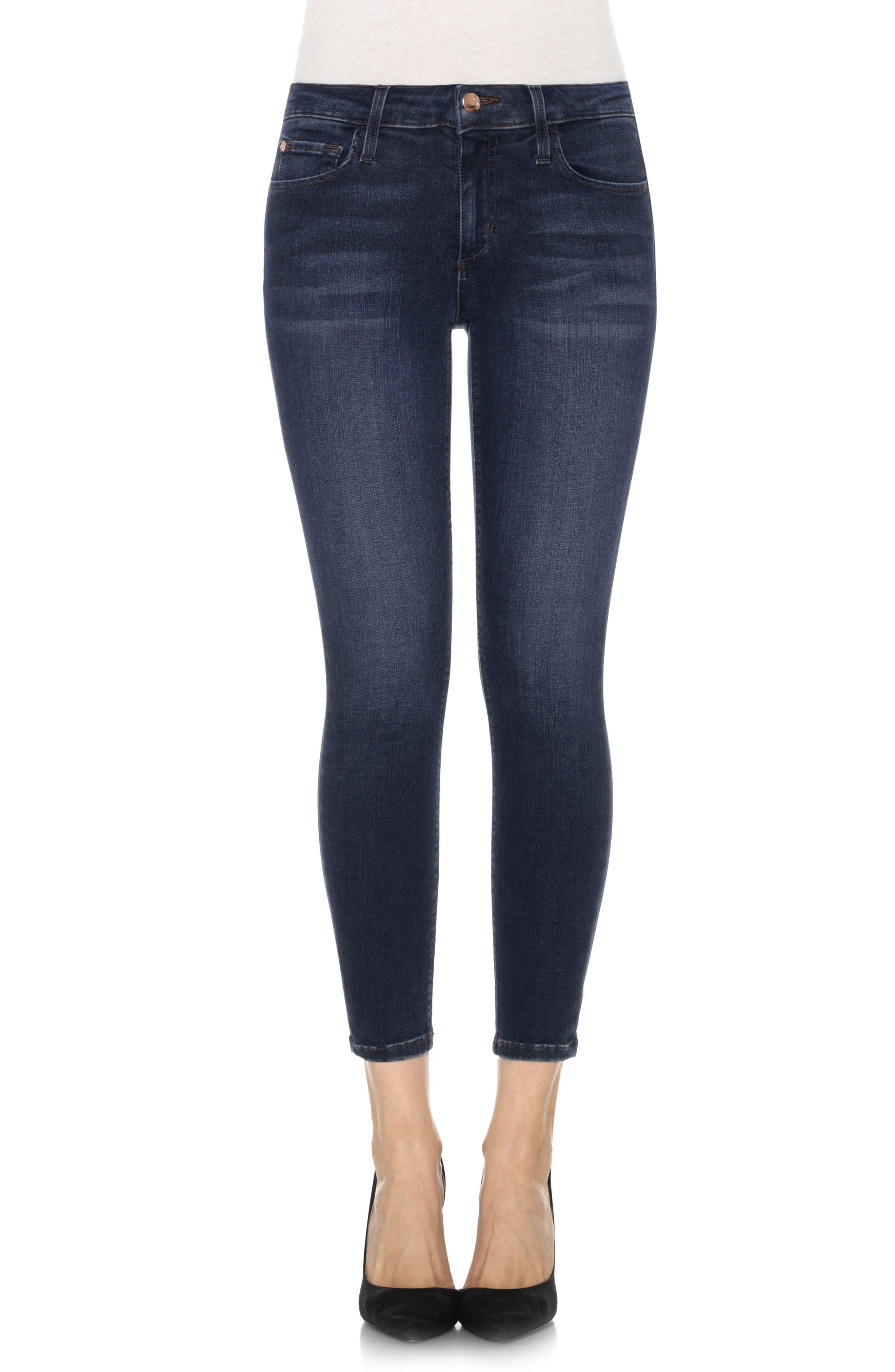 Joe's Flawless - Icon Crop Skinny Jeans (Kidd)